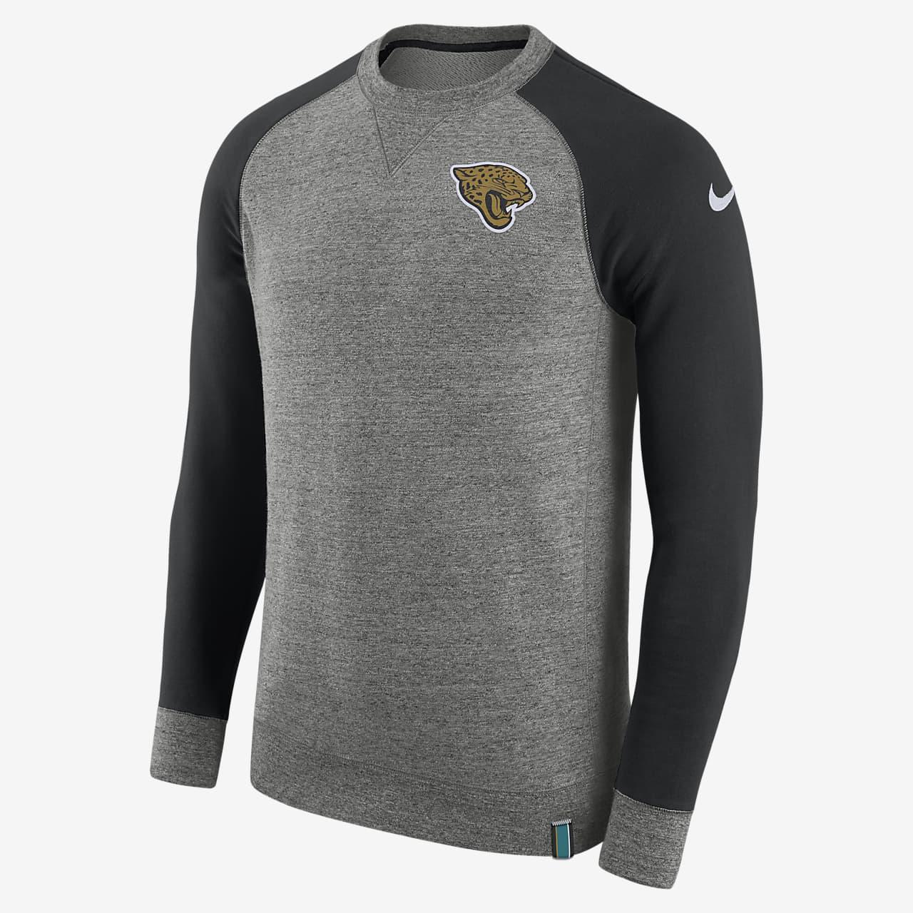 Nike AW77 (NFL Jaguars) Men's Crew