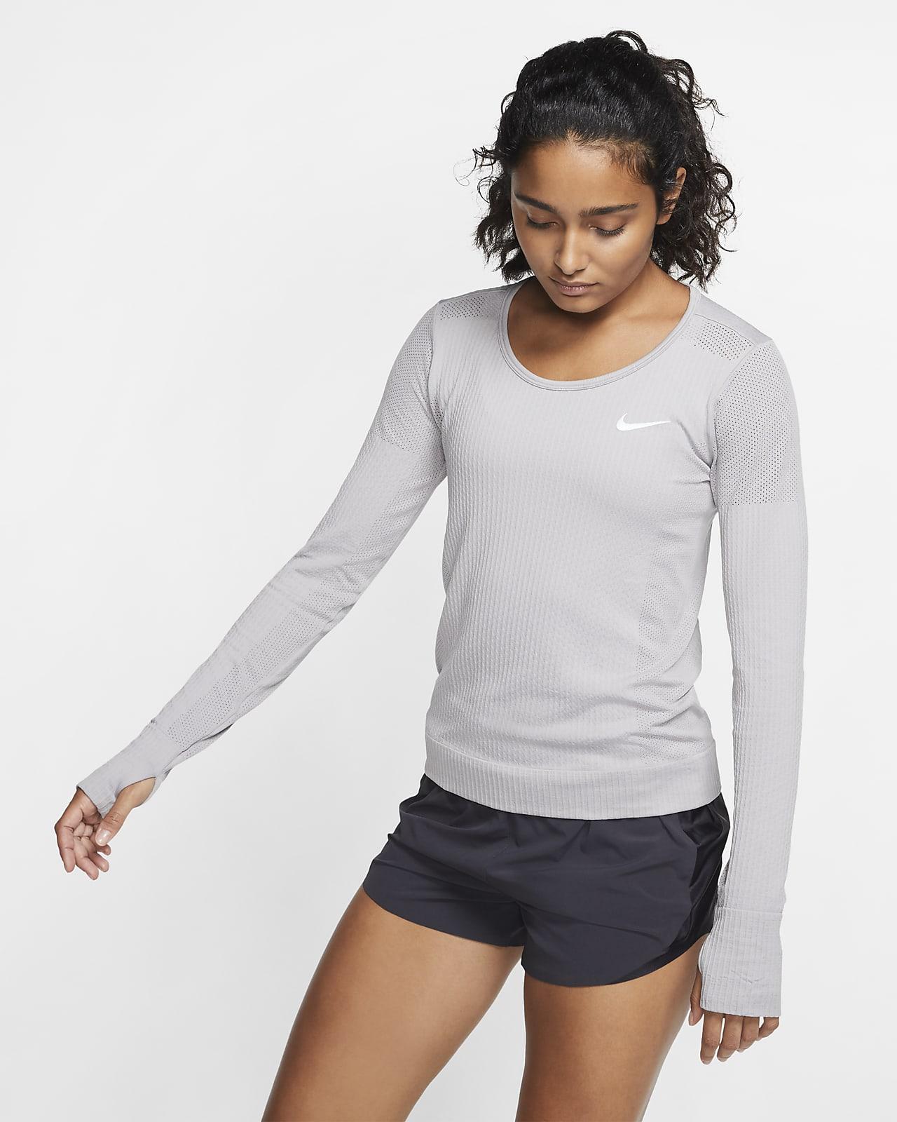 Long-Sleeve Running Top. Nike