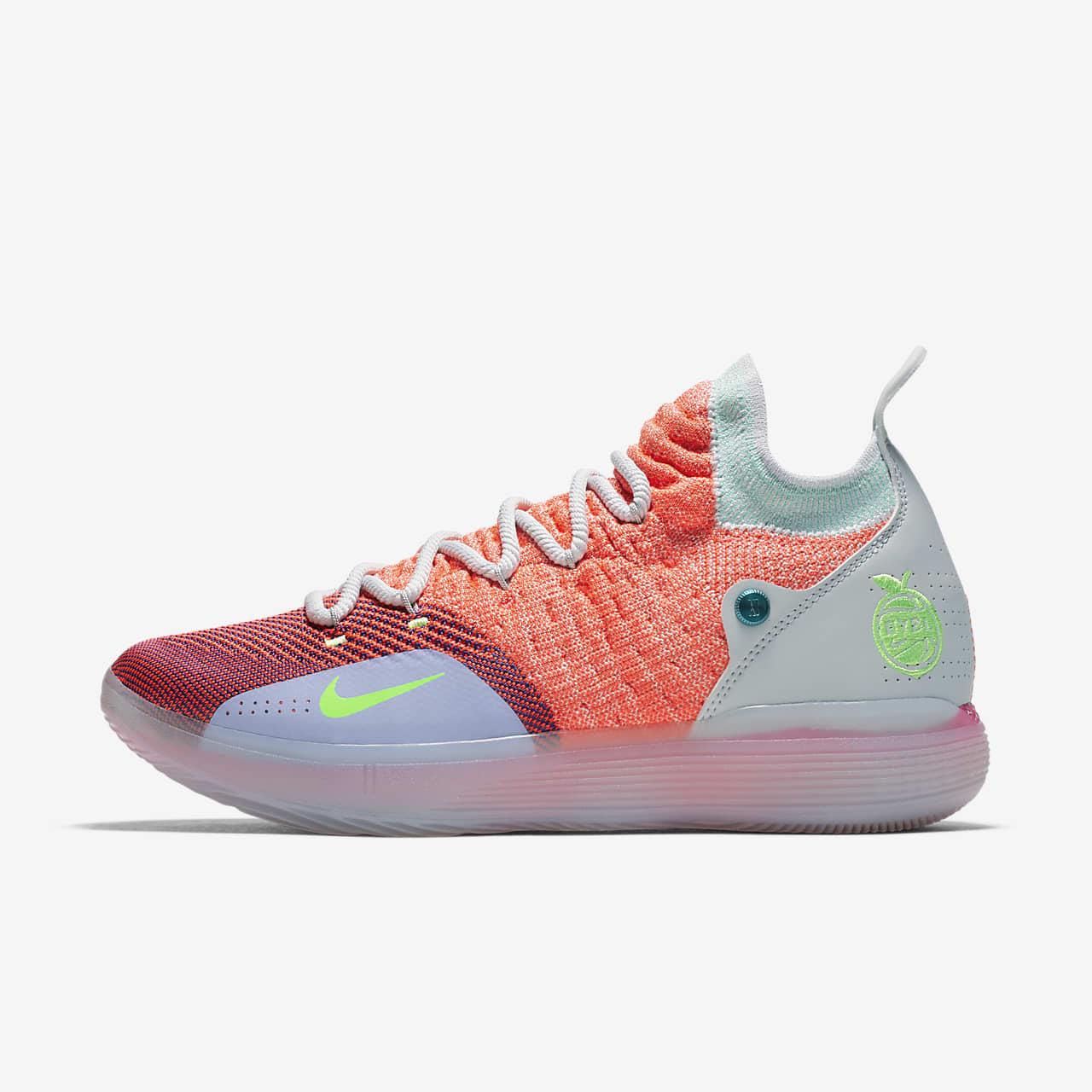Nike Zoom KD11 EP Basketball Shoe. Nike ID