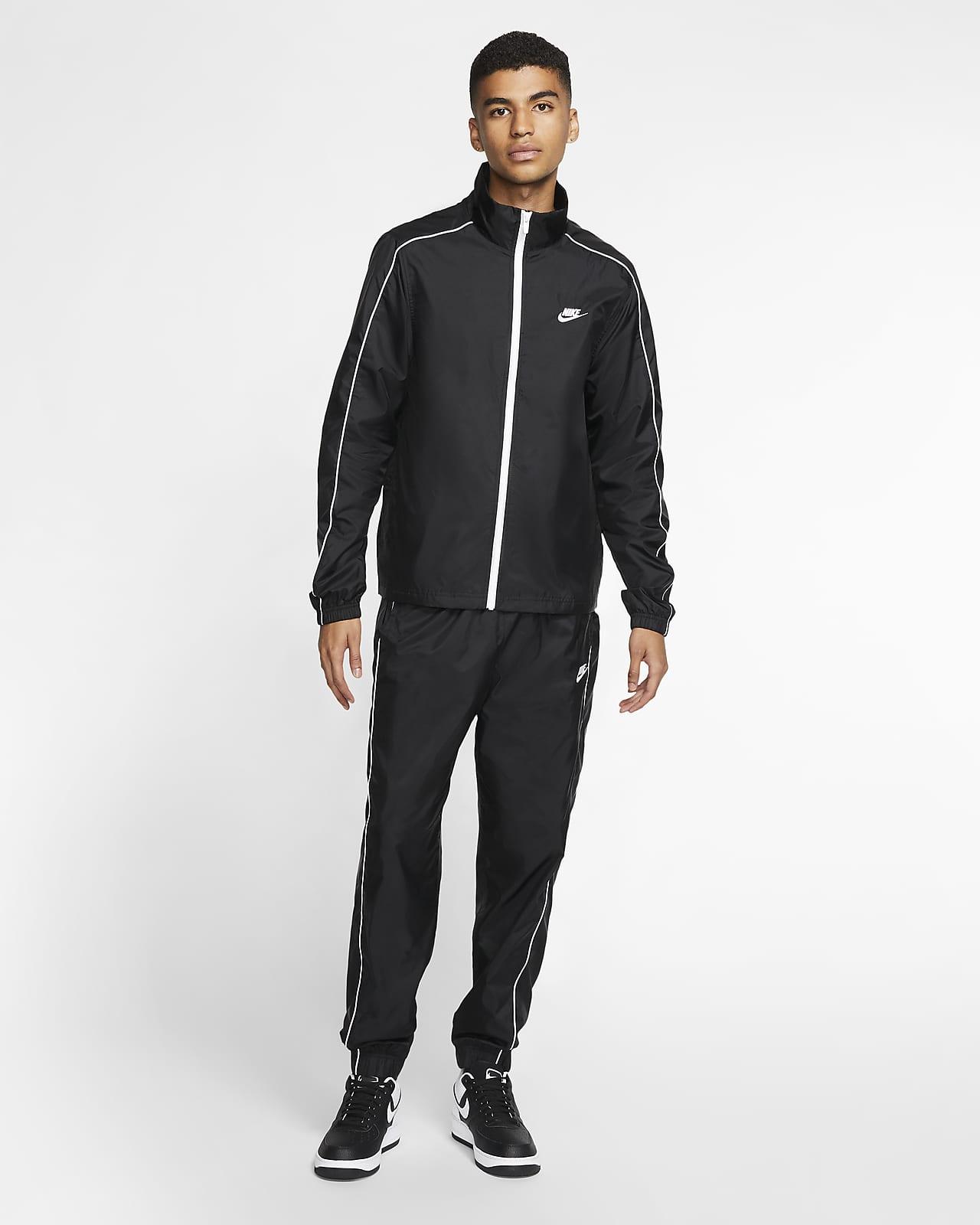 Nike NSW TRACK SUIT WOVEN Trainingsanzug Herren