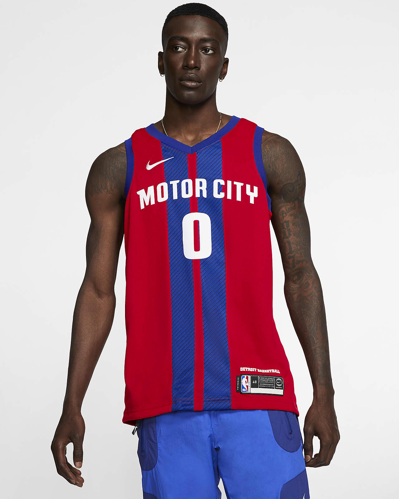 motor city jersey