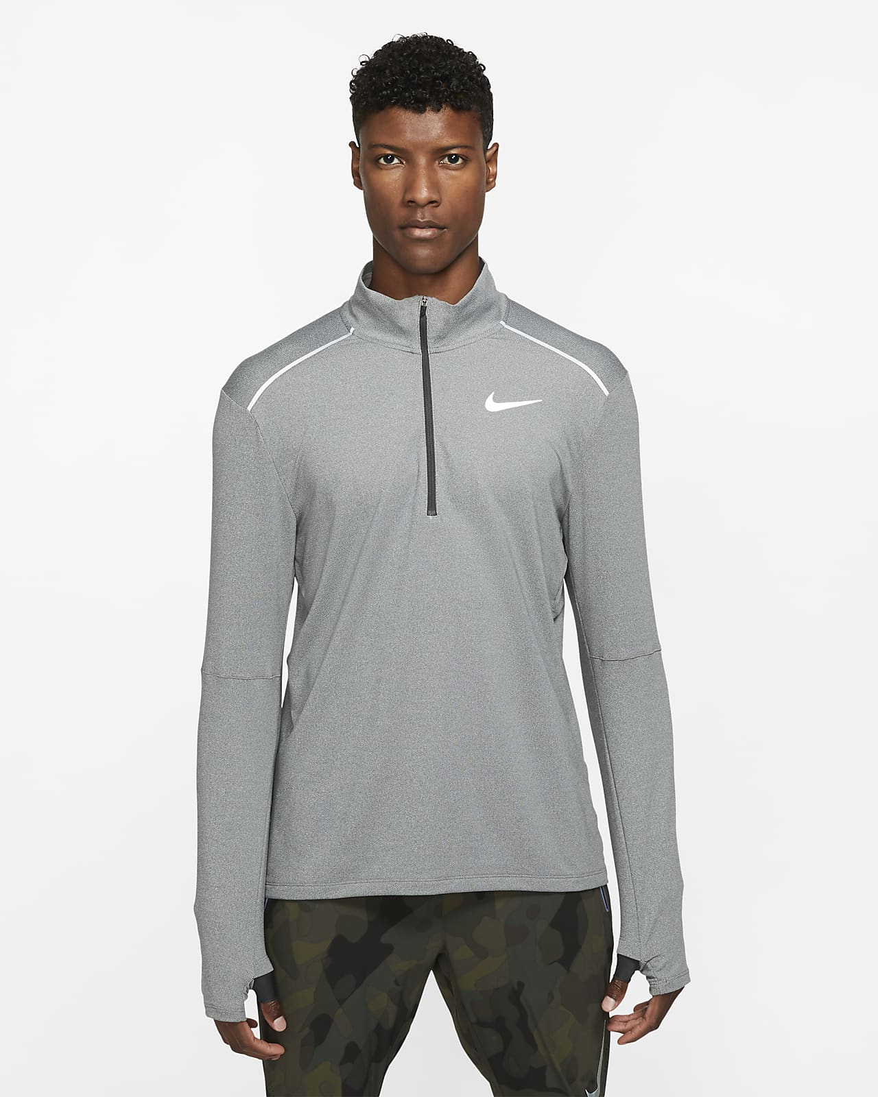 Nike Element 3.0 Men's 1/2-Zip Running Top