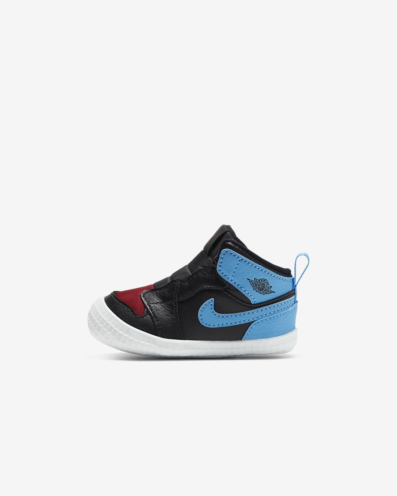Jordan 1 Baby Cot Bootie. Nike LU