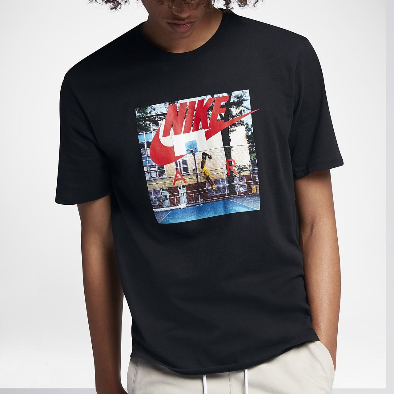 เสื้อยืดผู้ชาย Nike Sportswear Air Photo