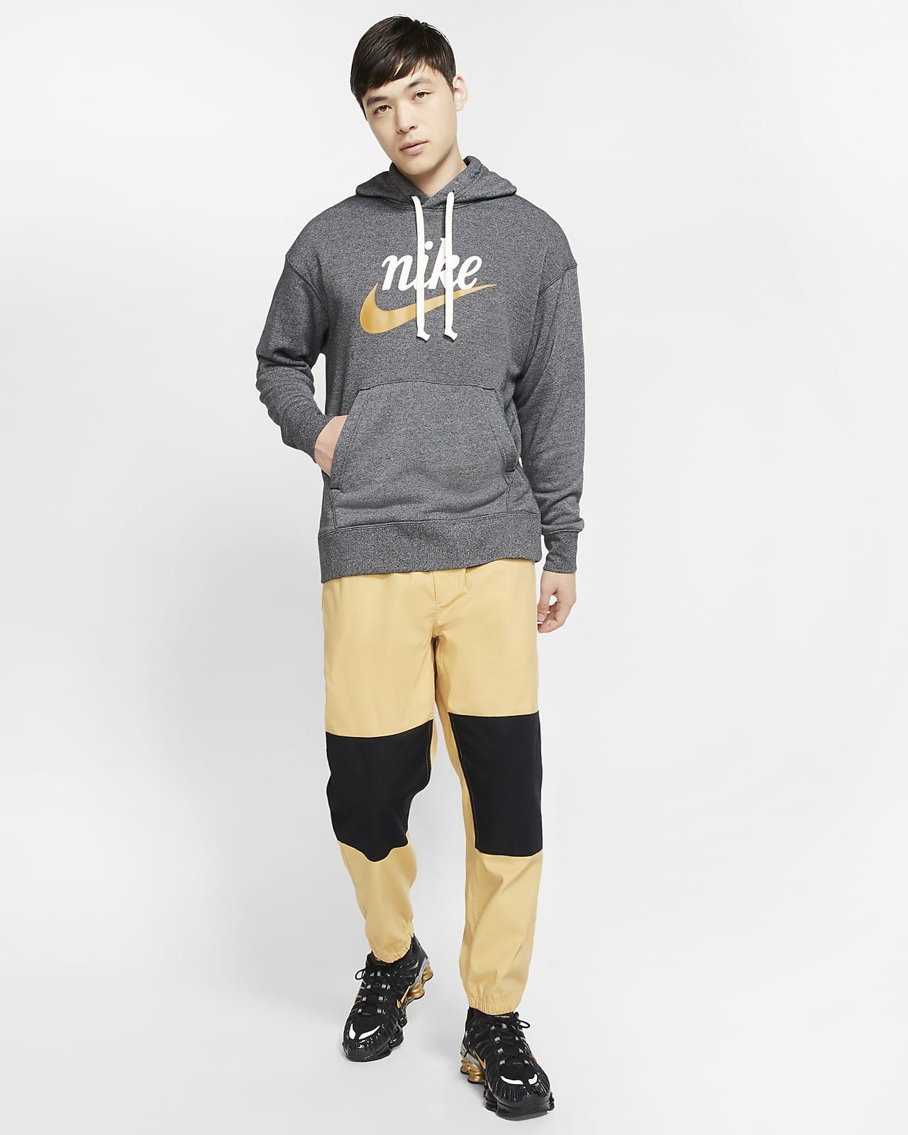 Sweat à capuche à motif Nike Sportswear Heritage pour Homme