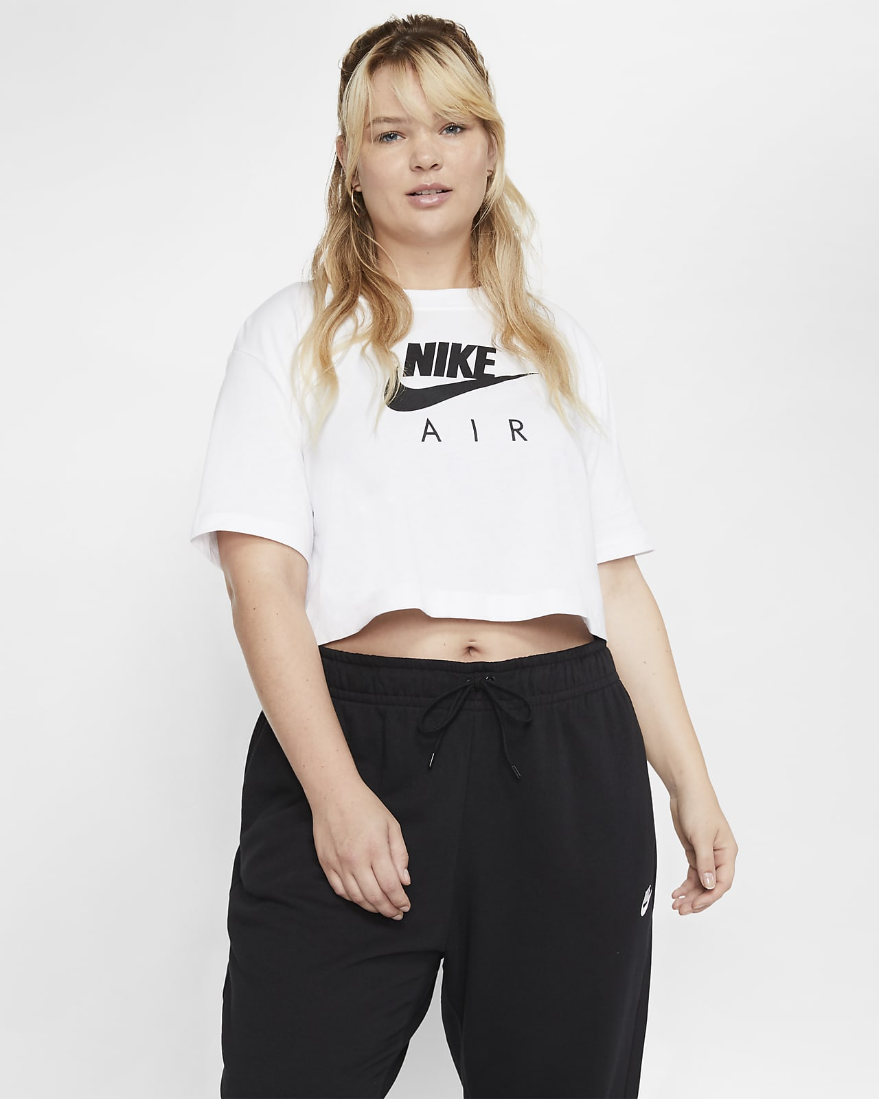 Nike Air Women's Short-Sleeve Top (Plus
