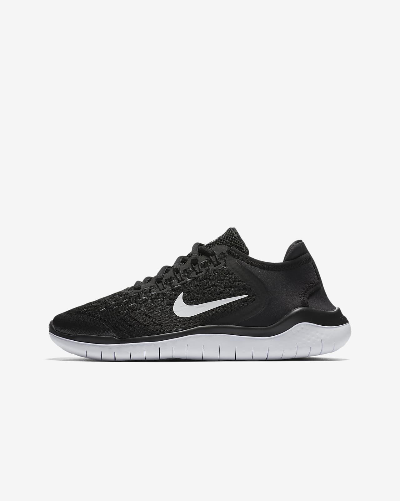 Nike Free RN 2018 Older Kids' Running Shoe