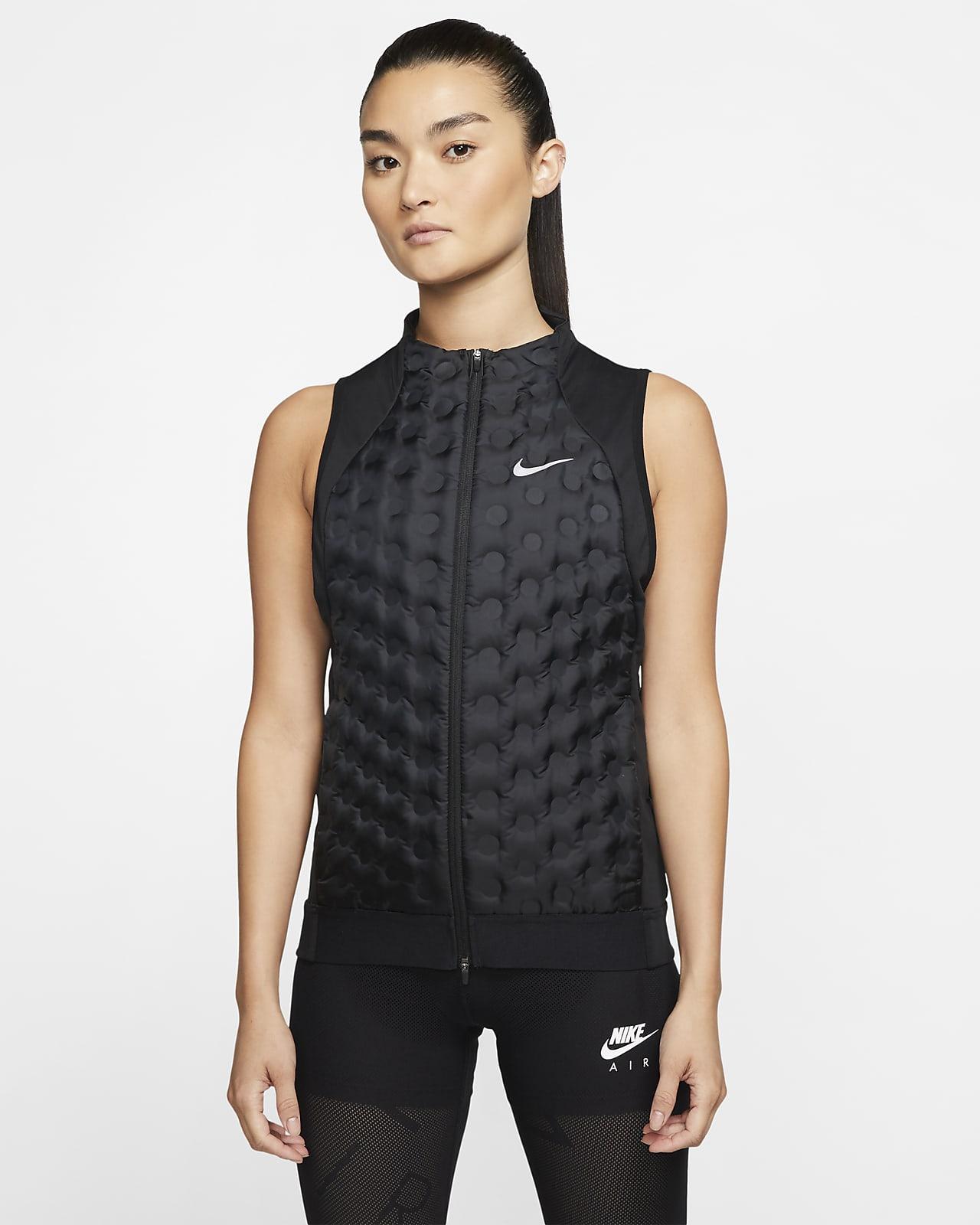 Running Gilet. Nike DK