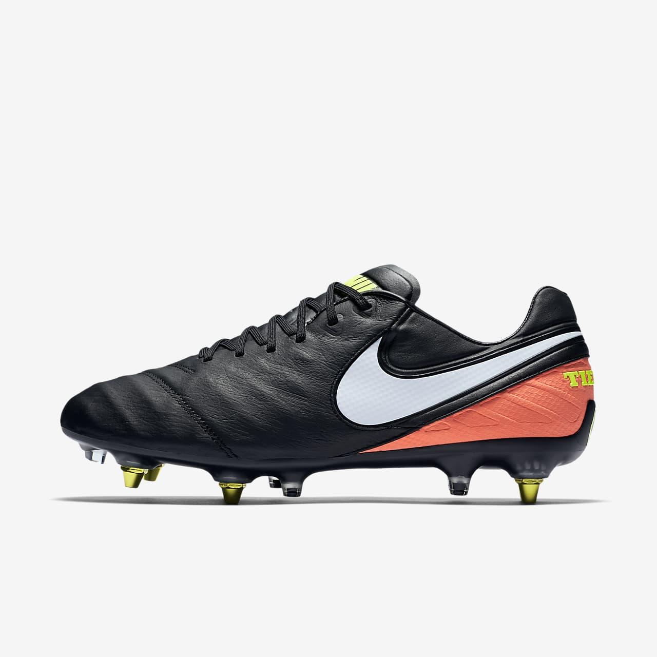 Nike Tiempo Legend VI SG-PRO Anti Clog Traction Soft-Ground Football Boot