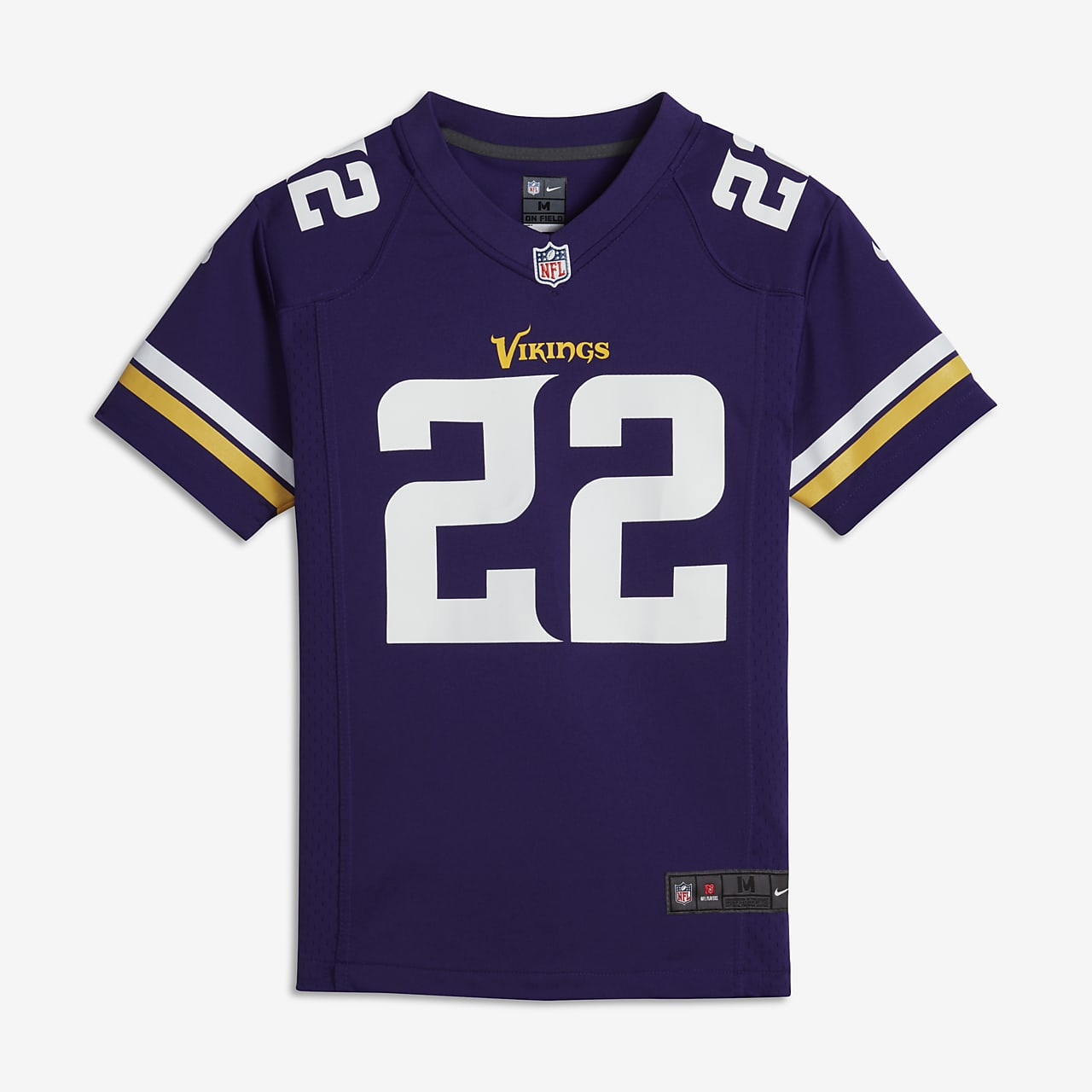 NFL Minnesota Vikings Game Jersey (Harrison Smith) Kids' Football Jersey