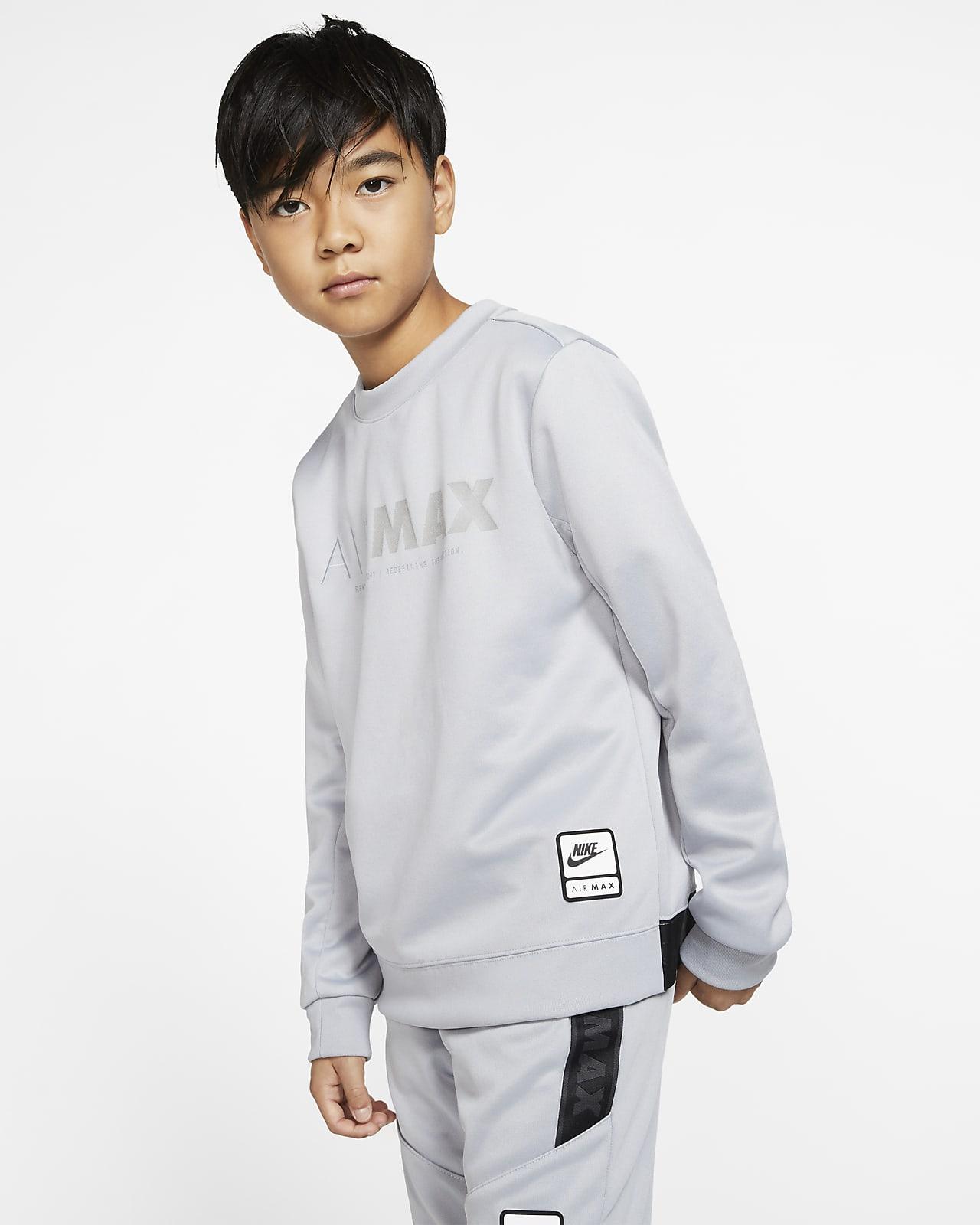 Bluza dla dużych dzieci (chłopców) Nike Sportswear Air Max
