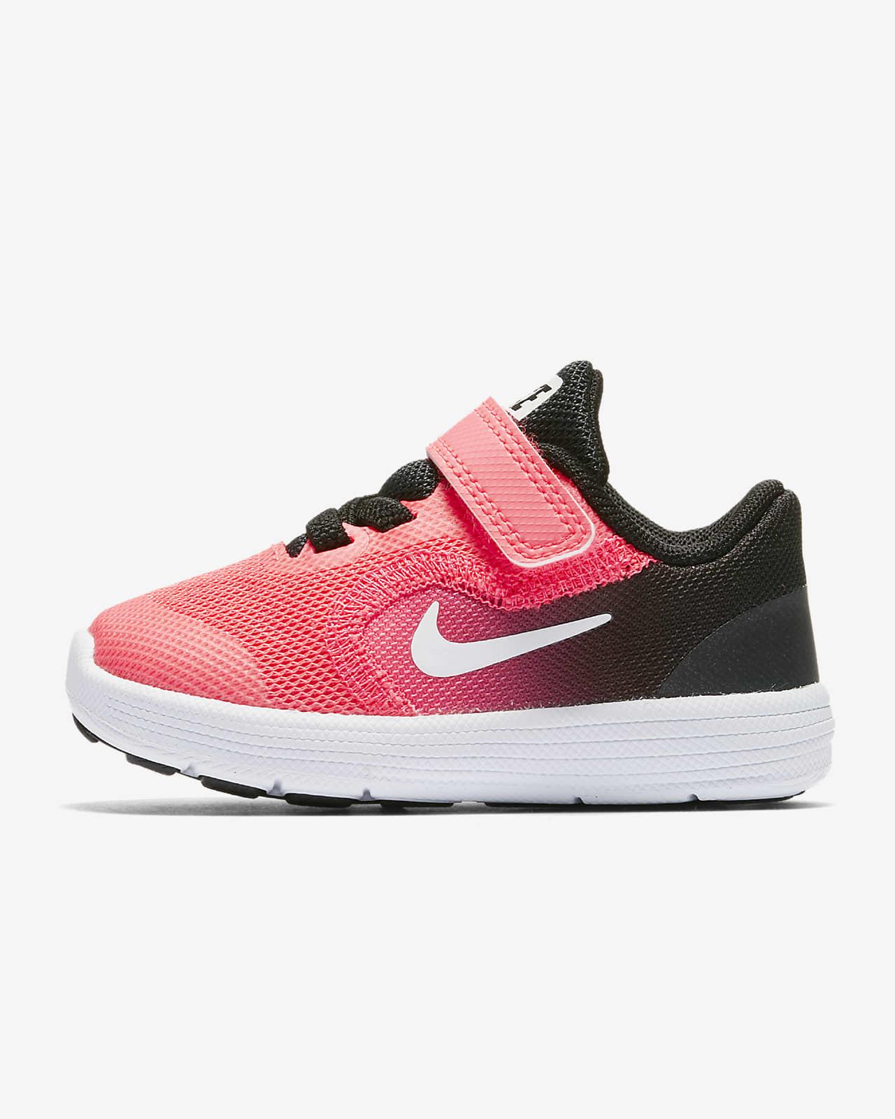 Sapatilhas Nike Revolution 3 para bebé