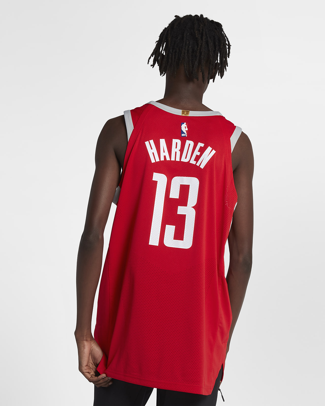vertical Costa tsunami  James Harden Icon Edition Authentic (Houston Rockets) Men's Nike NBA  Connected Jersey. Nike IL