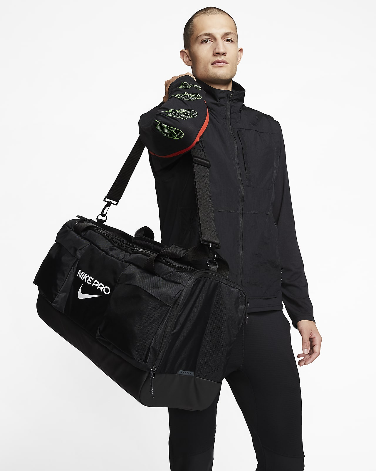 Sac de sport Nike Pro Vapor Power (format moyen)
