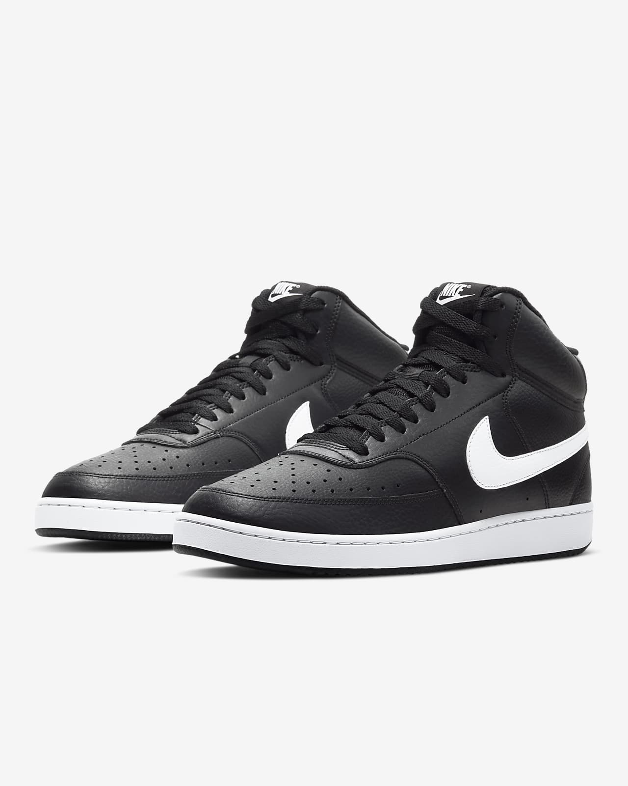 Chaussure Nike Court Vision Mid pour Homme