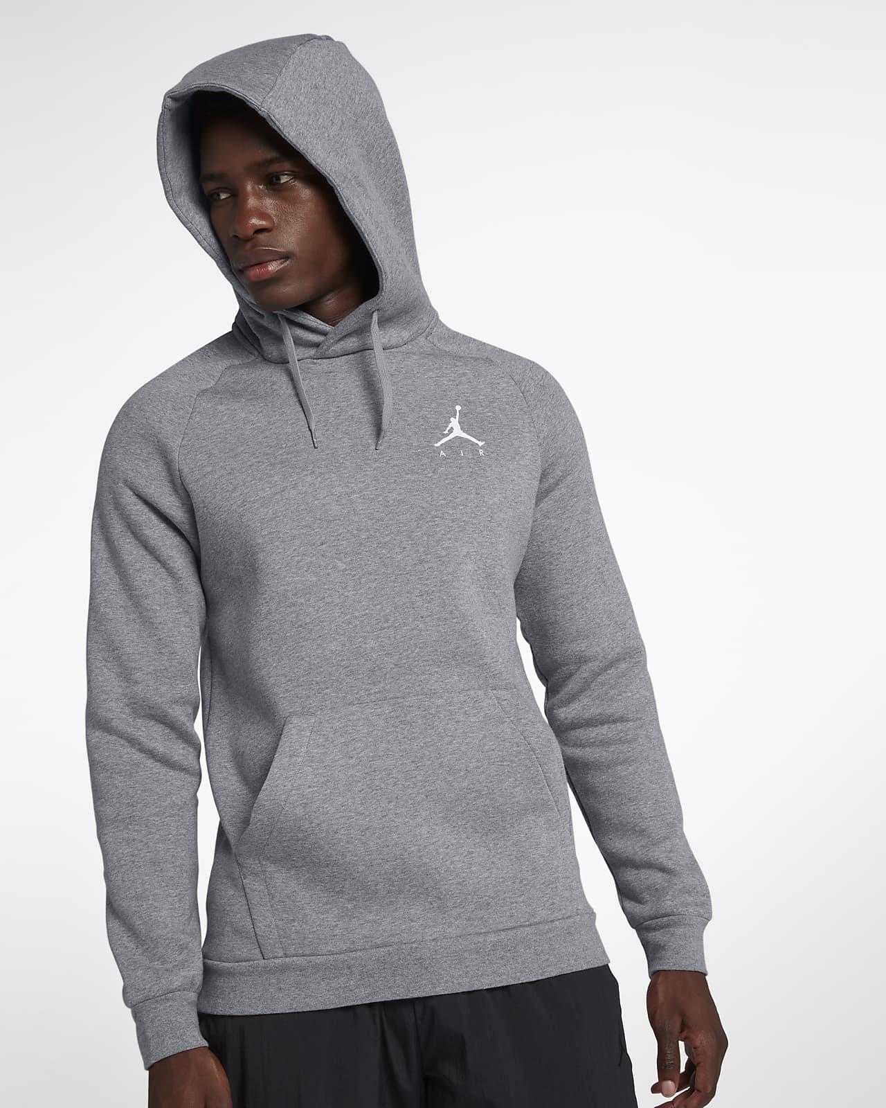 Jordan Jumpman Men's Fleece Pullover Hoodie. Nike.com