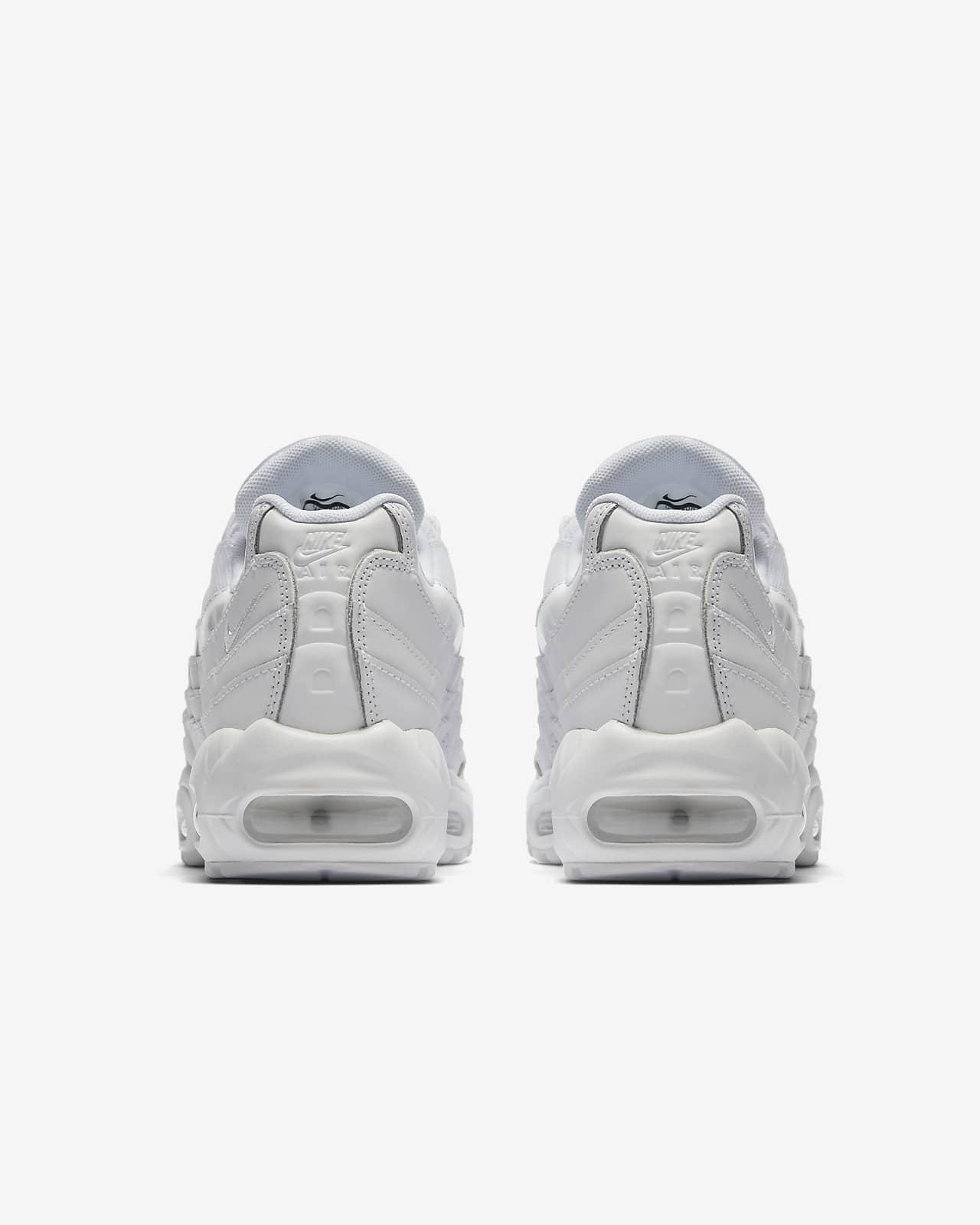 chaussure nike air max 95 femme gris