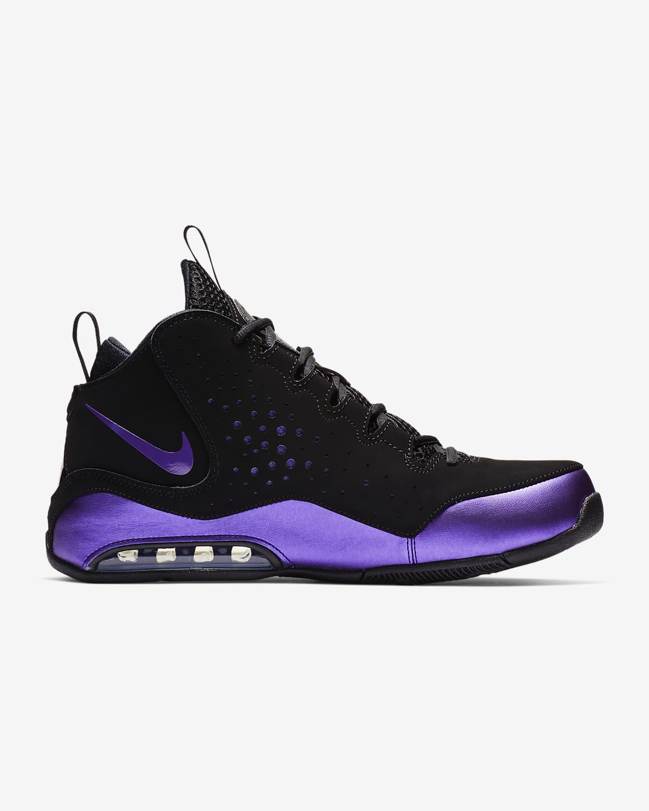 nike purple shoes mens