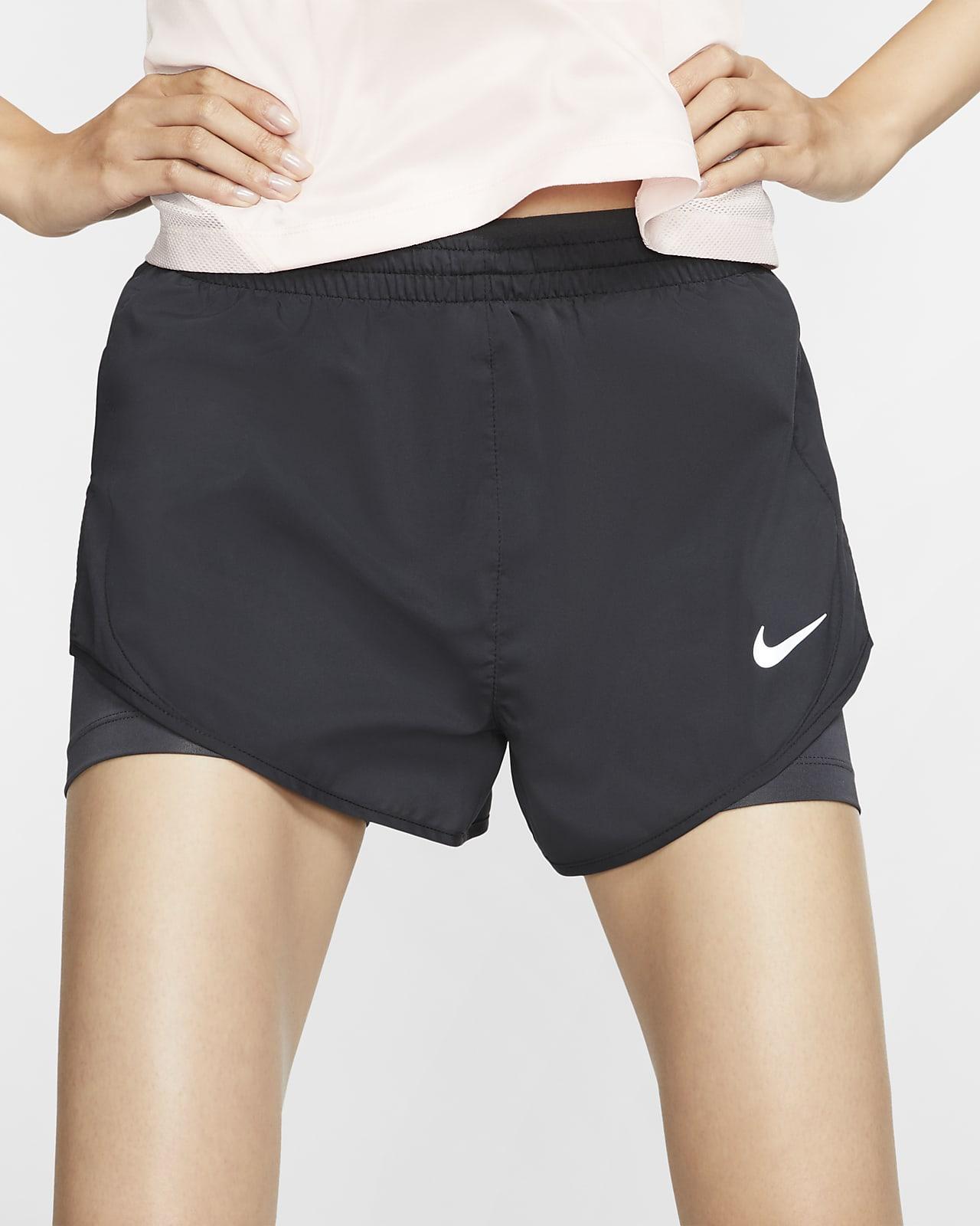Confusión Marketing de motores de búsqueda Pantano  Nike Tempo Luxe Women's 2-in-1 Running Shorts. Nike.com