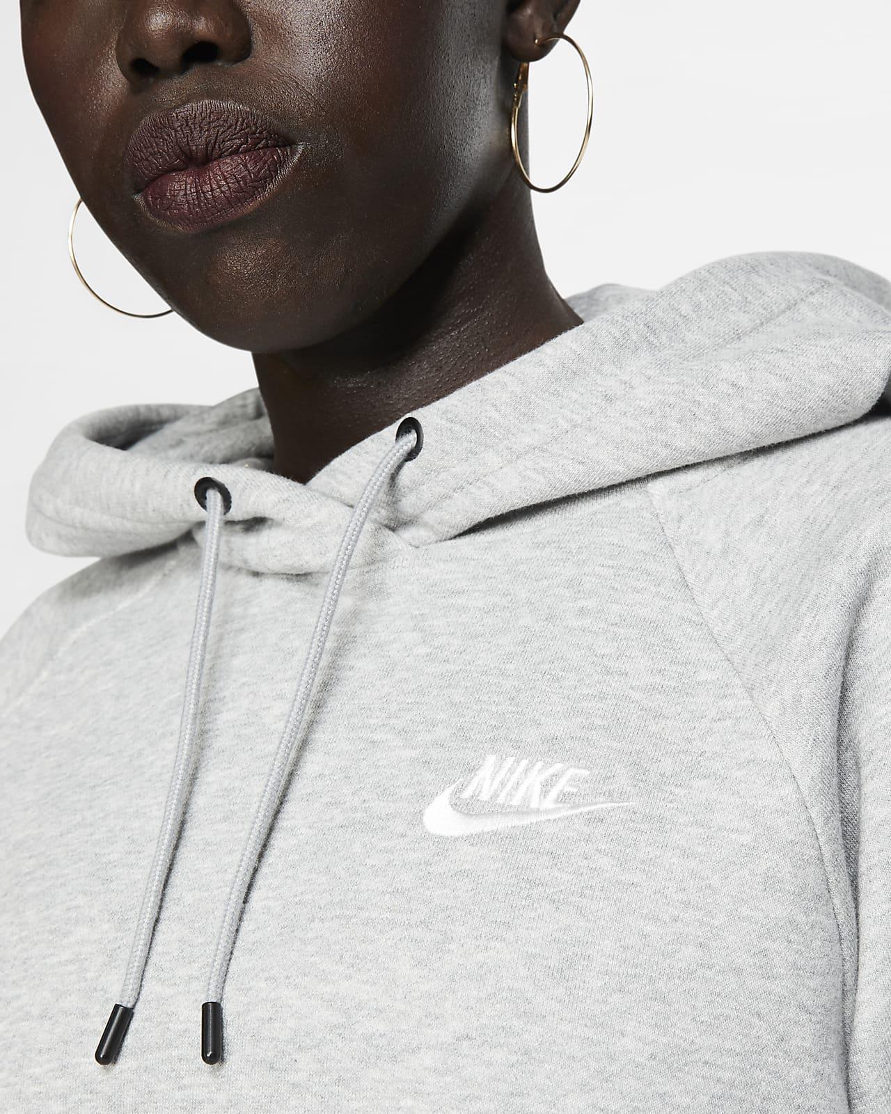 Óptima Sensación ponerse nervioso  Nike Sportswear Essential Sudadera con capucha de tejido Fleece - Mujer.  Nike ES