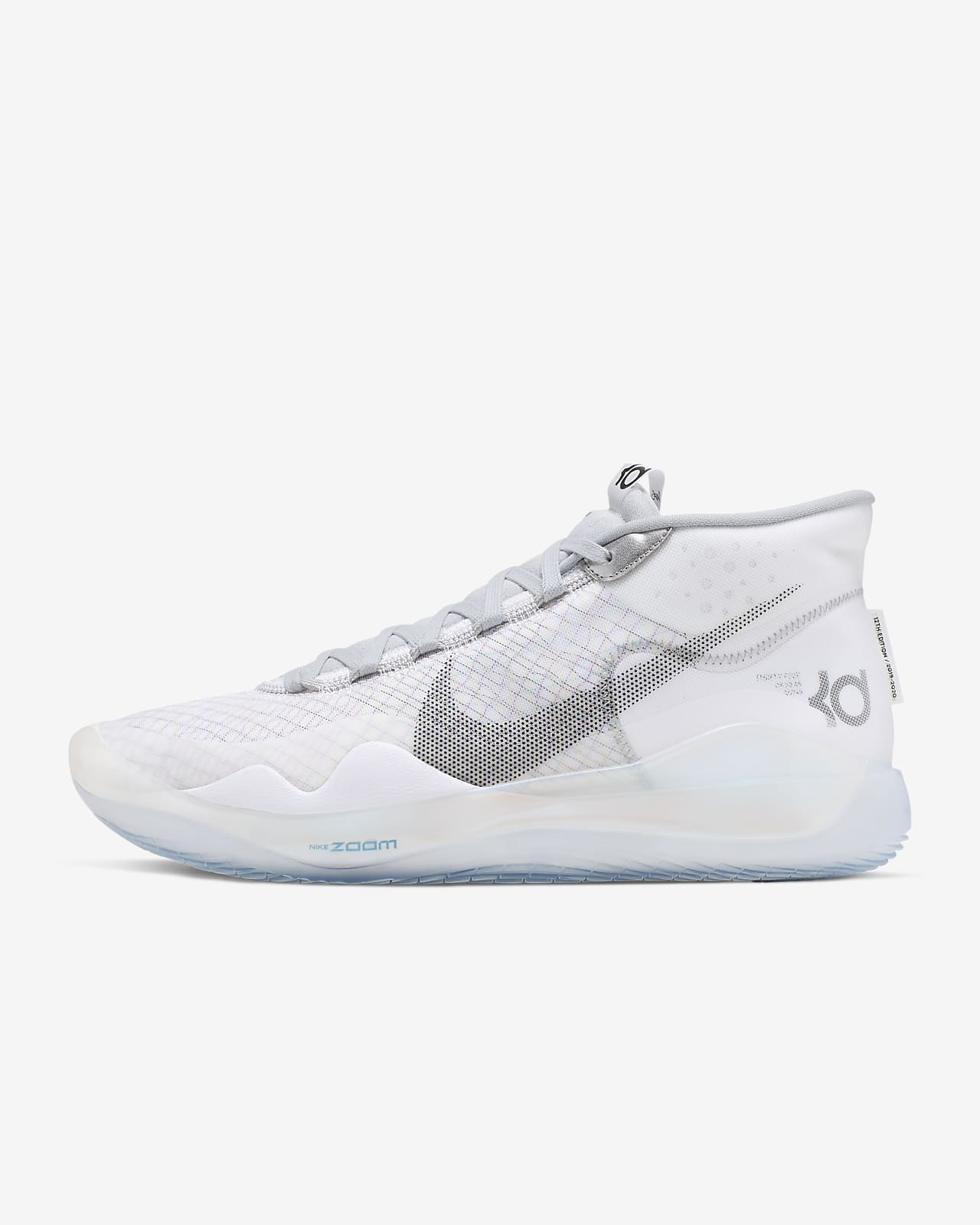 Nike Zoom KD12 Basketball Shoe. Nike VN