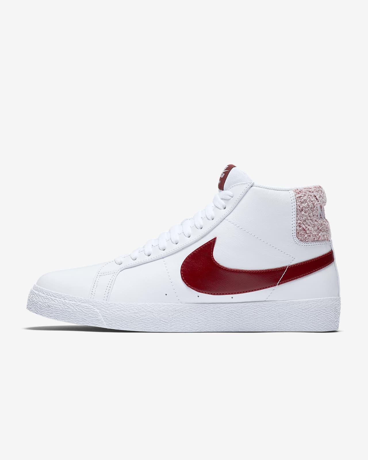 Nike SB Zoom Blazer Mid PRM男/女滑板鞋