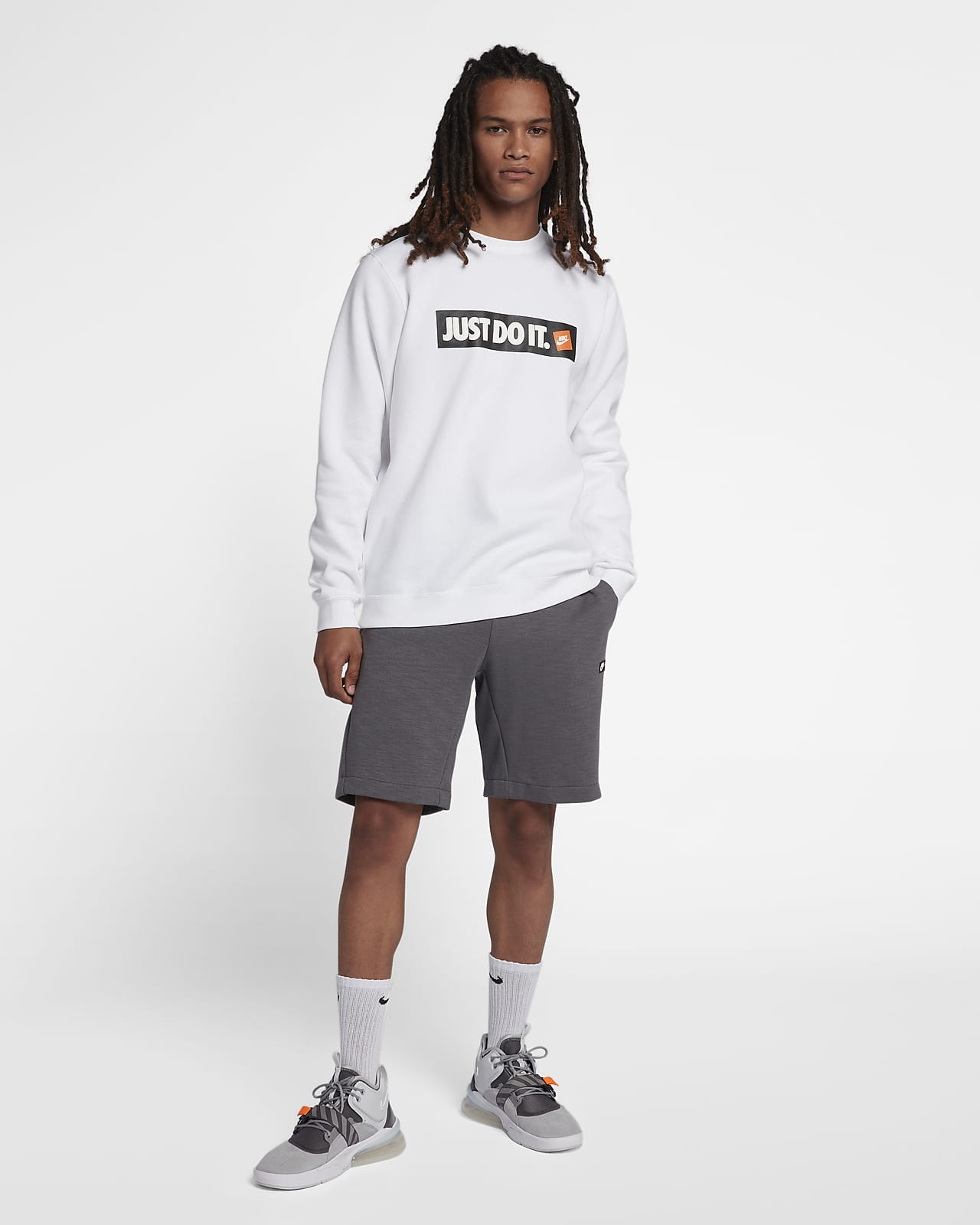Nike Sportswear Optic shorts til herre