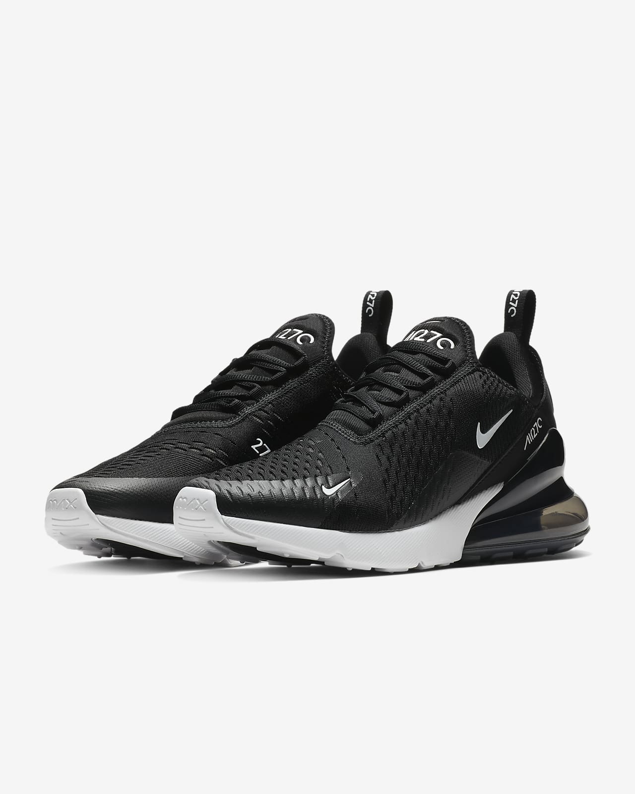nike air max 270 womens grey