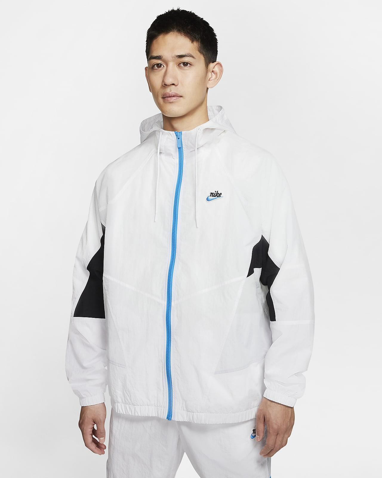 Casaco de assinatura Nike Sportswear Heritage Windrunner