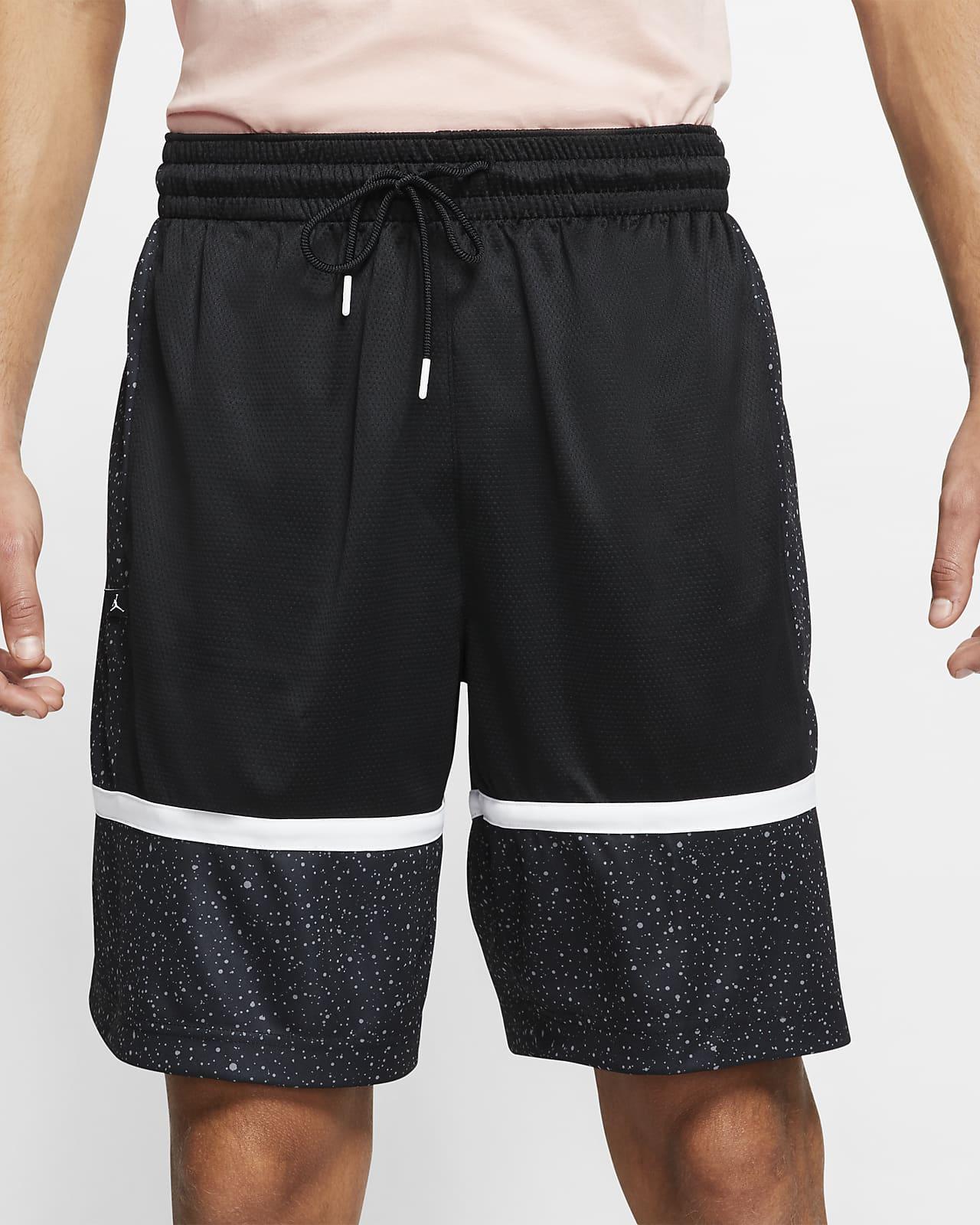 กางเกงบาสเก็ตบอลผู้ชายมีกราฟิก Jordan Jumpman