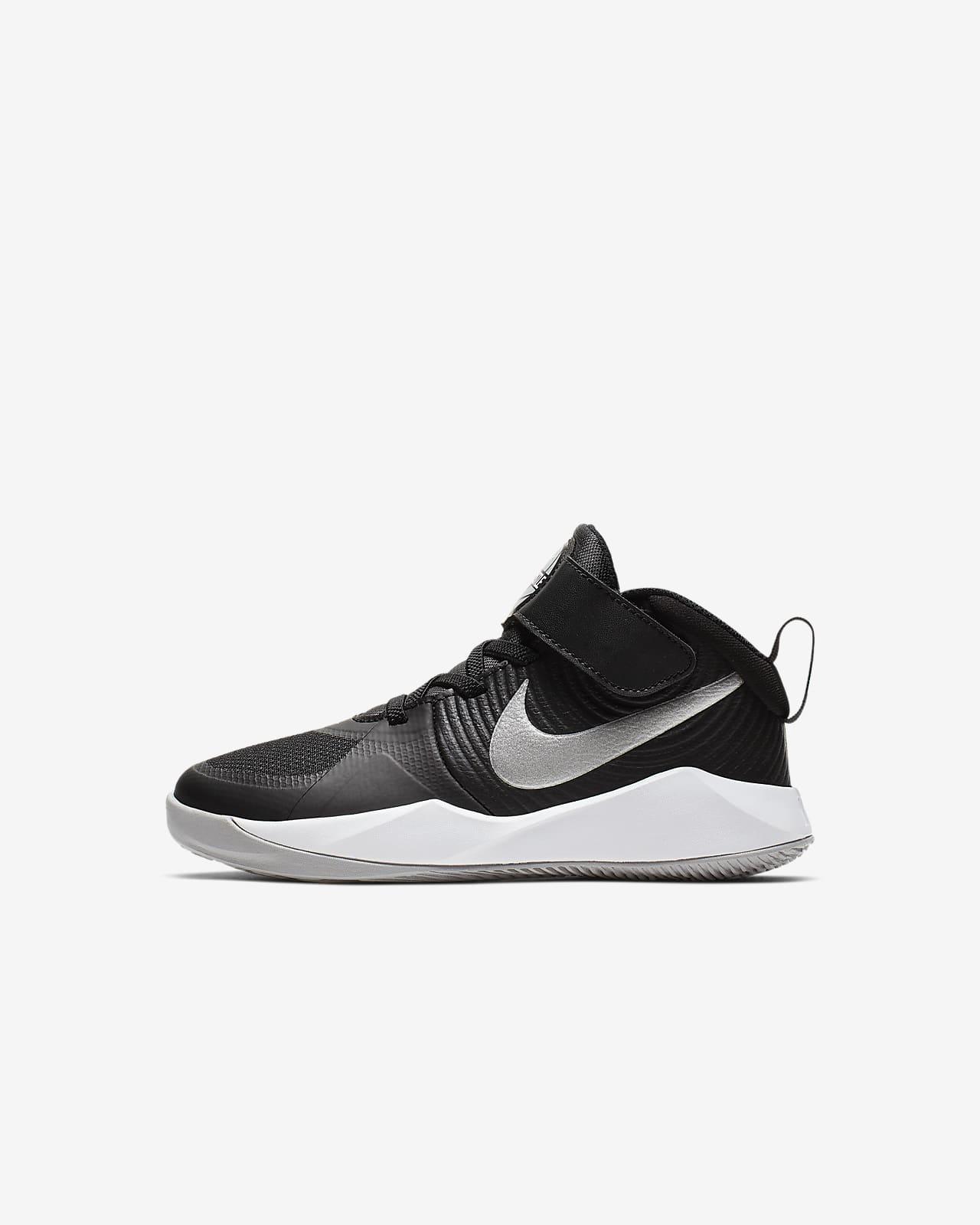 NIKE Team Hustle D 8 Zapatos de Baloncesto para Ni/ños