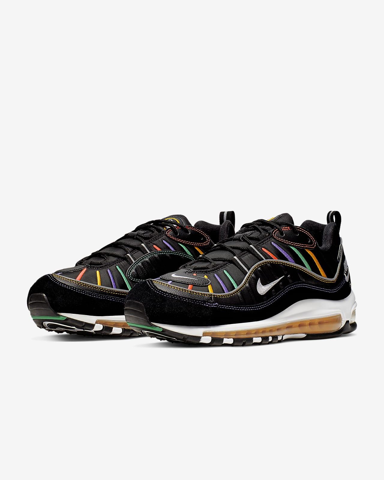 Nike Air Max 98 Premium Men's Shoes