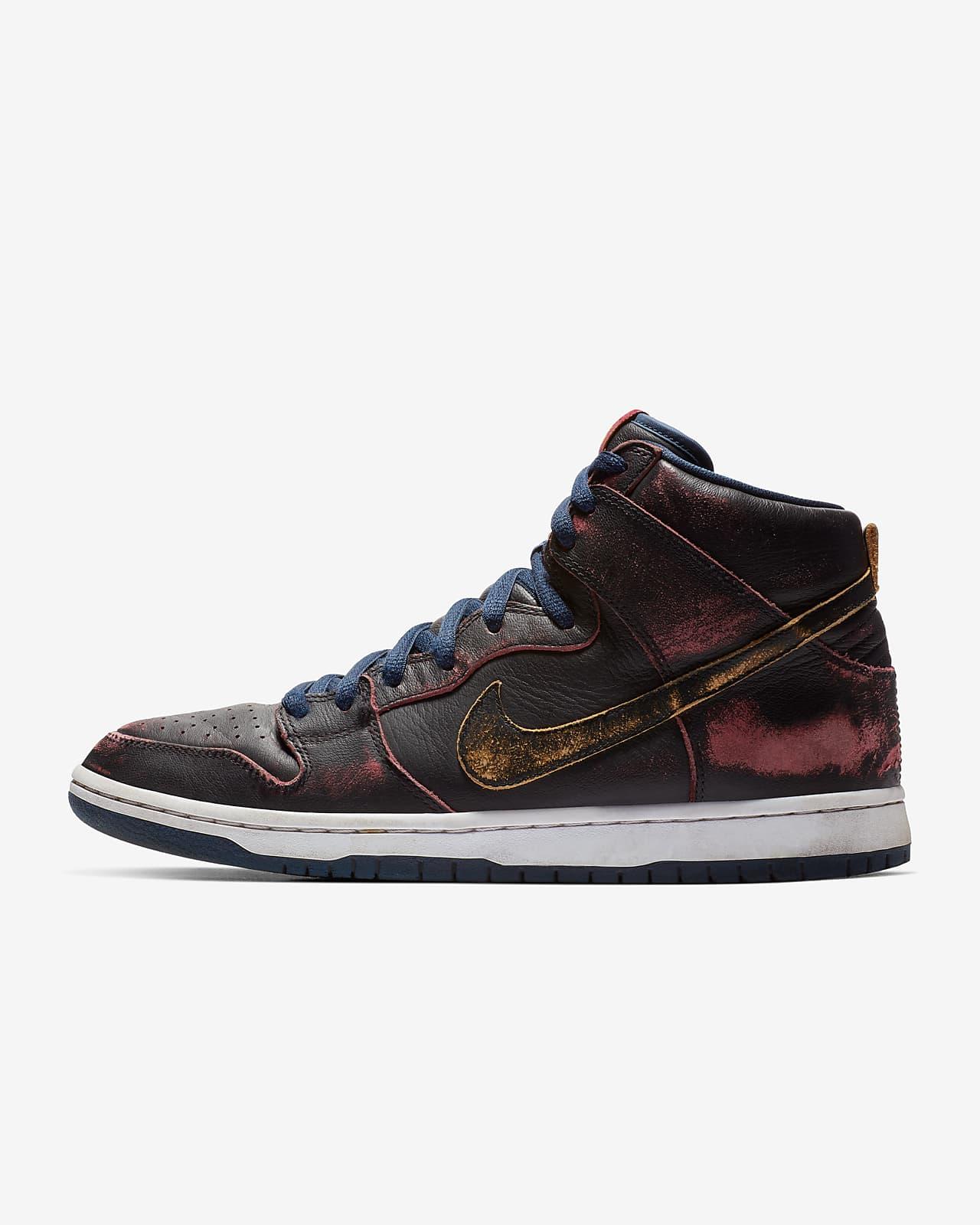 Nike SB Dunk High Pro NBA Men's Skate Shoe