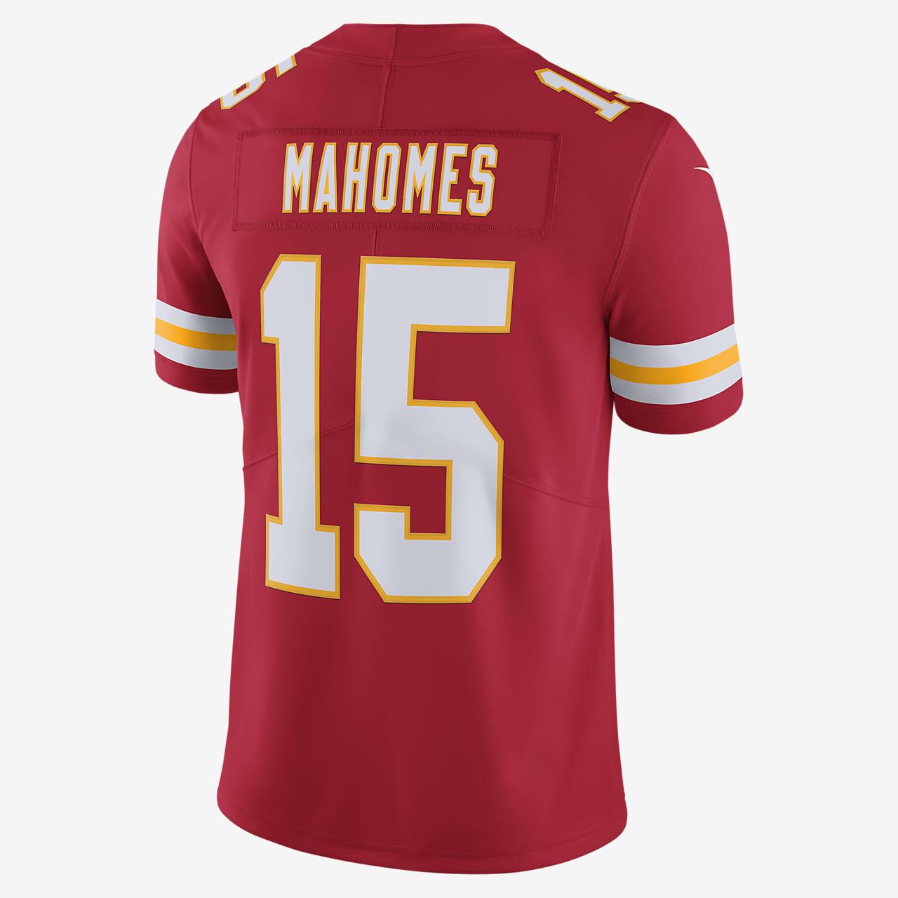 Kansas City Chiefs Patrick Mahomes Men/'s T-Shirt Tee Football  jersey