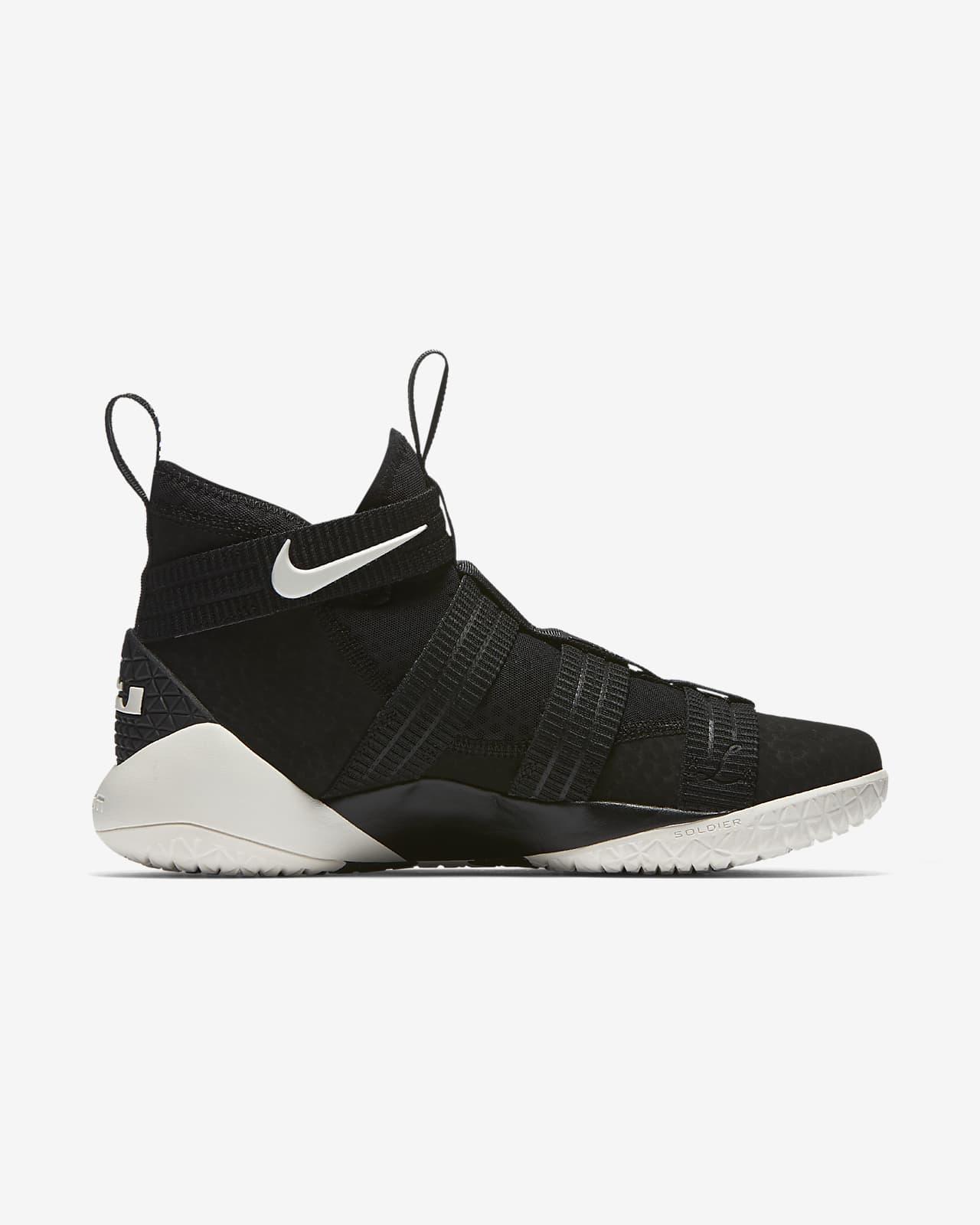 LeBron Soldier XI SFG Basketball Shoe