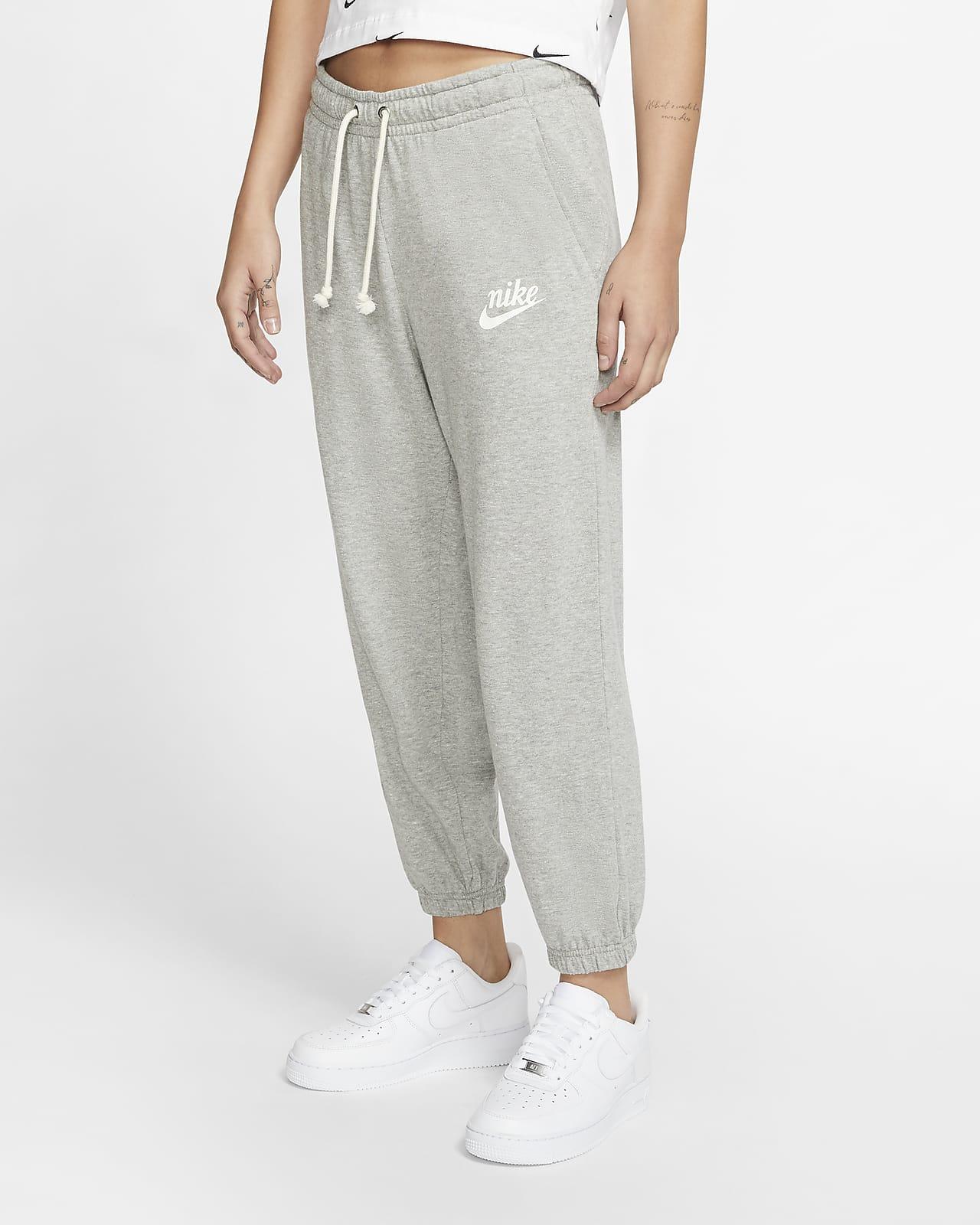 Pantalones Capri Para Mujer Nike Sportswear Gym Vintage Nike Com