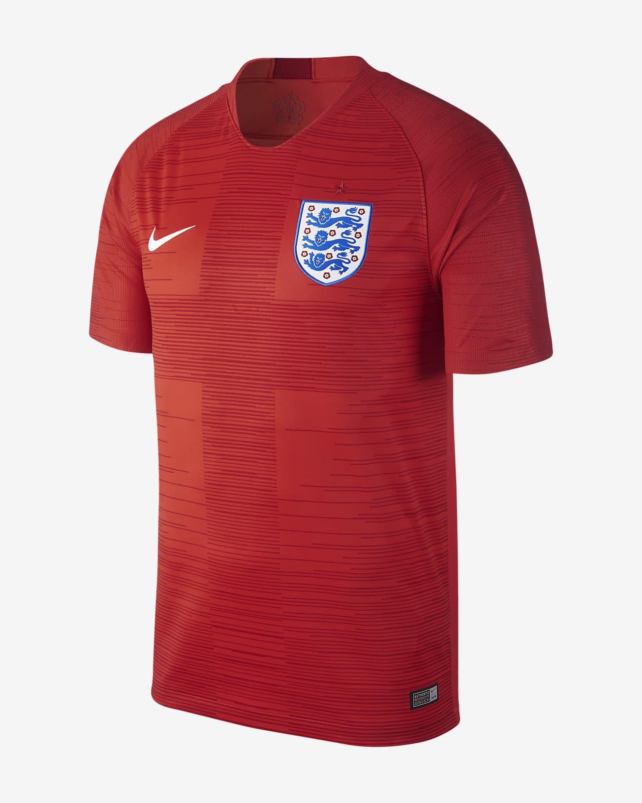 เสื้อแข่งฟุตบอลผู้ชาย 2018 England Stadium Away