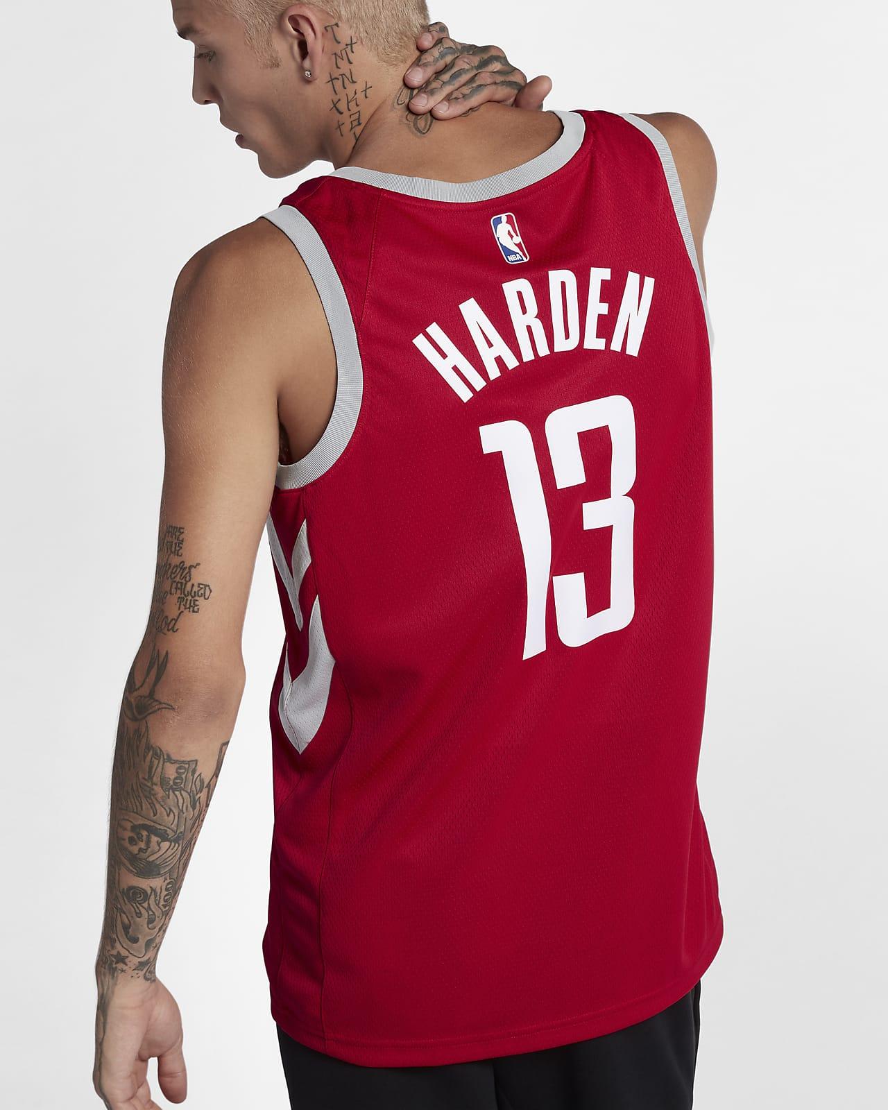 bosquejo Grave costo  James Harden Rockets Icon Edition Nike NBA Swingman Jersey. Nike CA