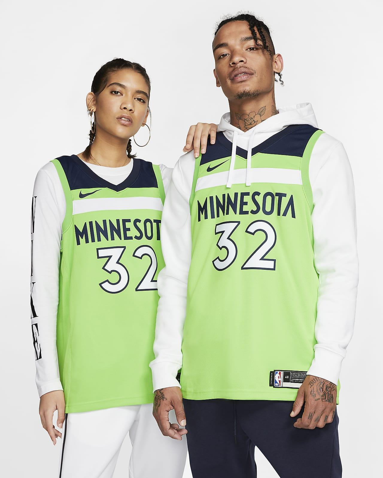 Karl Anthony Towns Timberwolves Statement Edition Nike Nba Swingman Jersey Nike Com