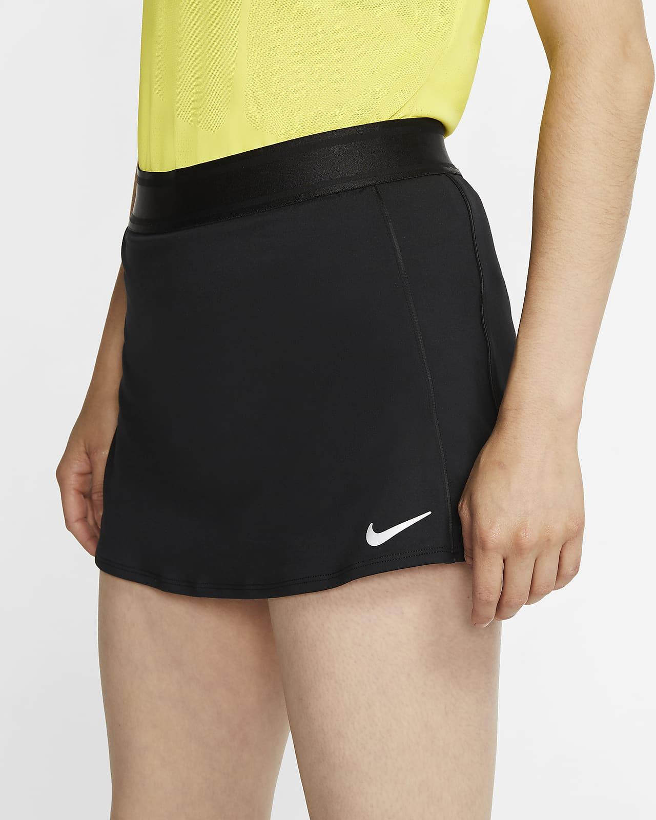 NikeCourt Dri-FIT Women's Tennis Skirt. Nike.com