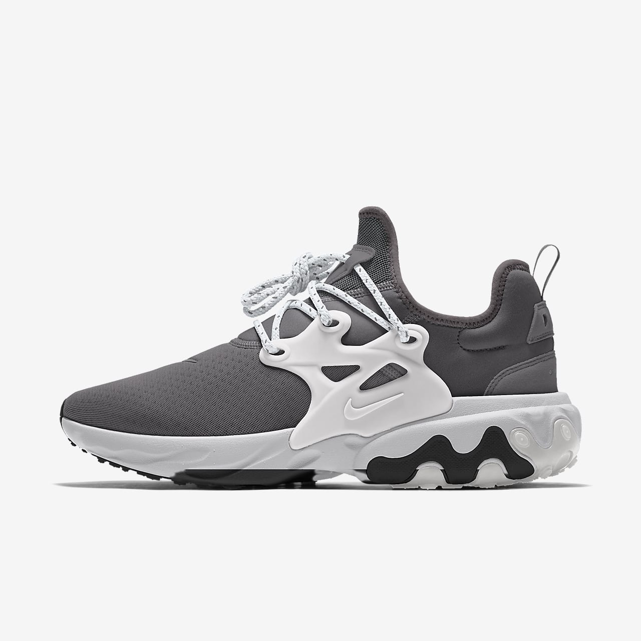 Chaussure personnalisable Nike React Presto By You pour Femme
