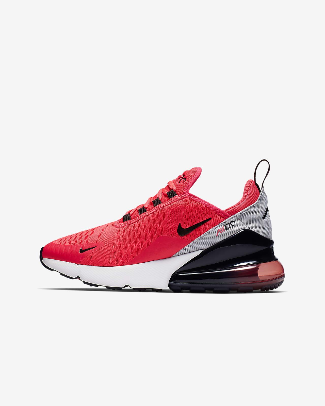 Rød Nike Air Sko. Nike NO
