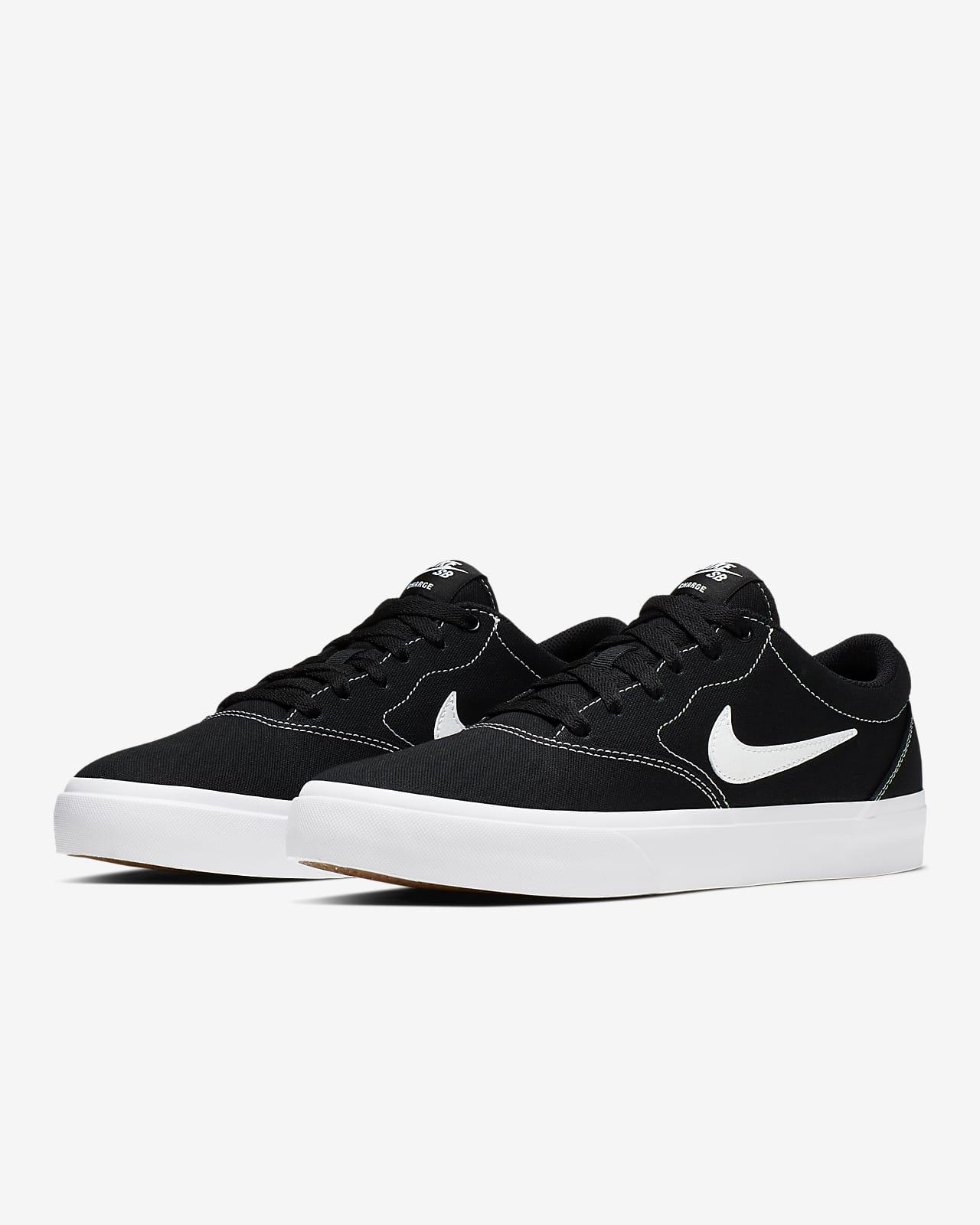 Nike SB Charge Canvas Skate Shoe. Nike.com