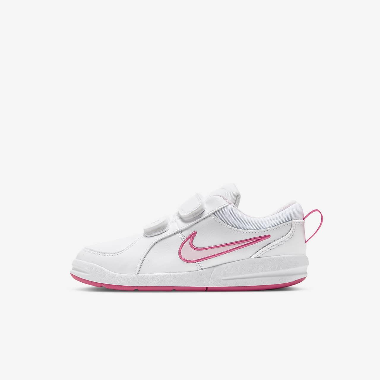 Nike Pico 4 (10–2.5) Girls' Shoe. Nike CA