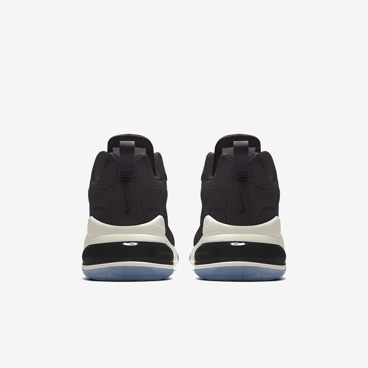 Nike Air Max 270 React By You personalisierbarer Schuh. Nike DE