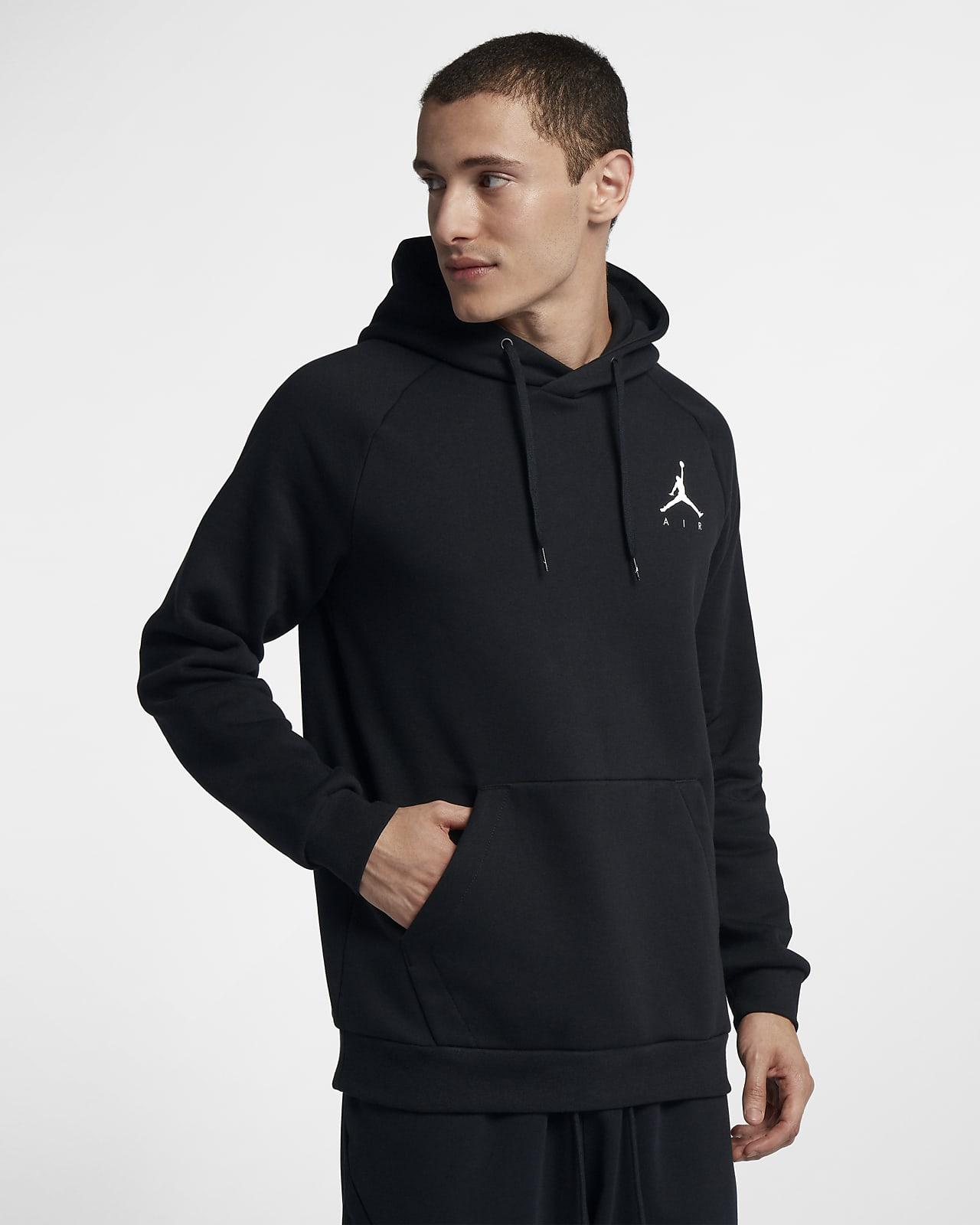 Fleece Pullover Hoodie. Nike