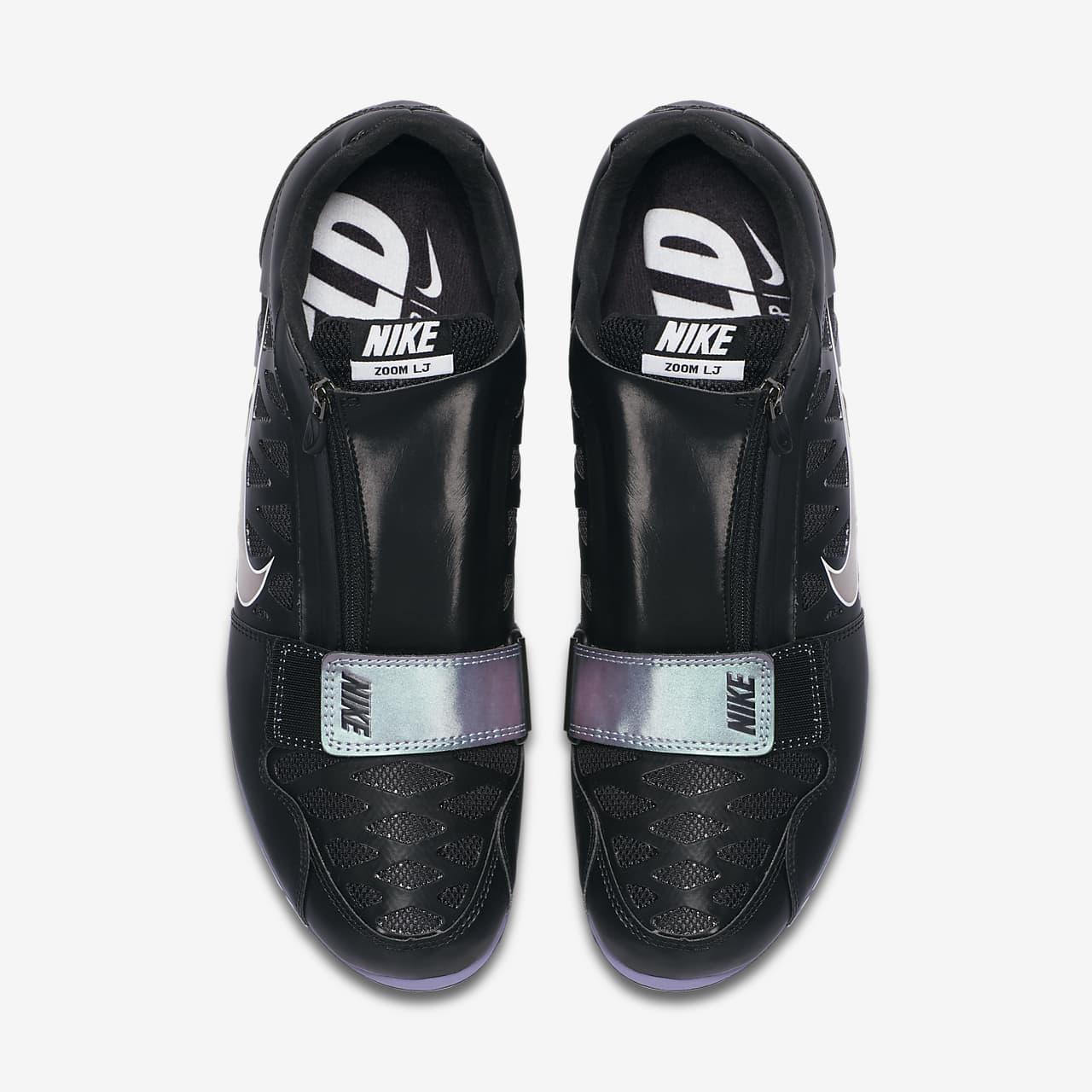 Chaussure de saut à pointes mixte Nike Zoom LJ 4