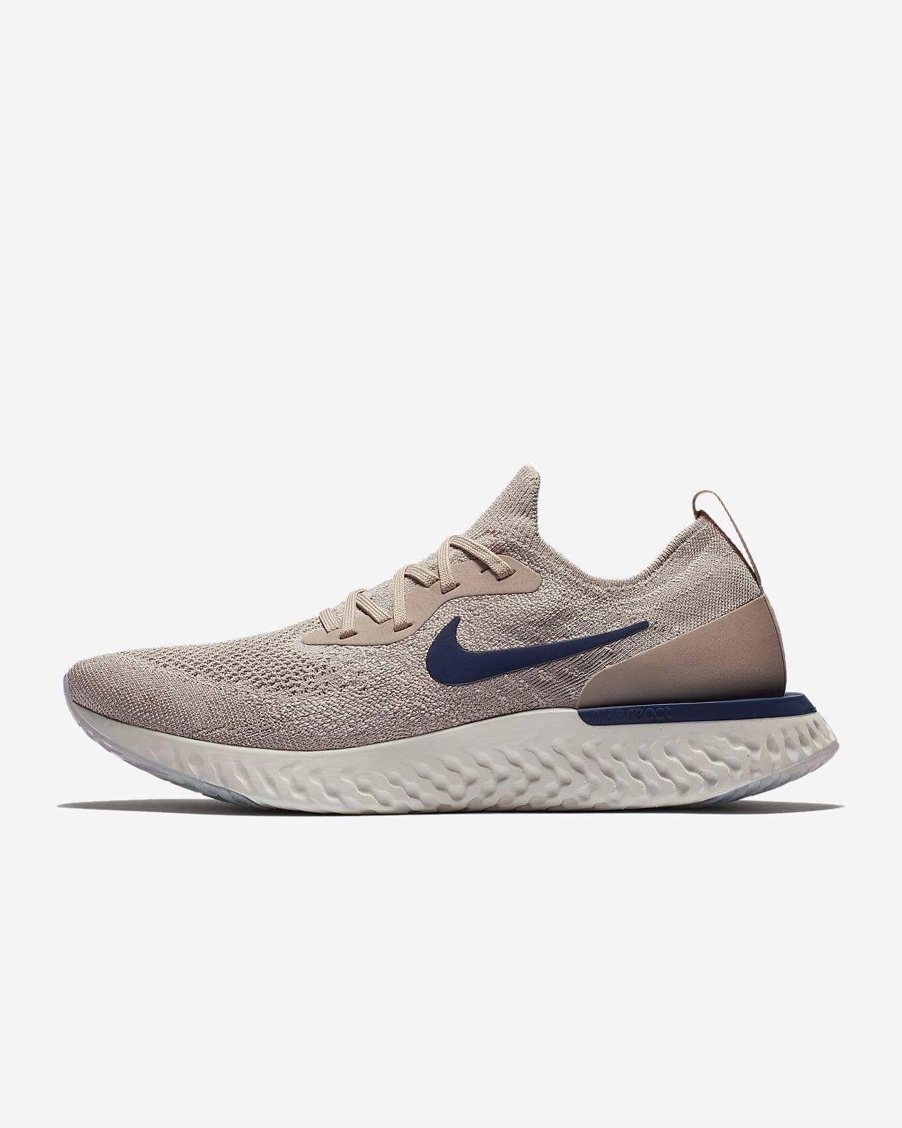 Nike Epic React Flyknit 1 Sabatilles de running - Home