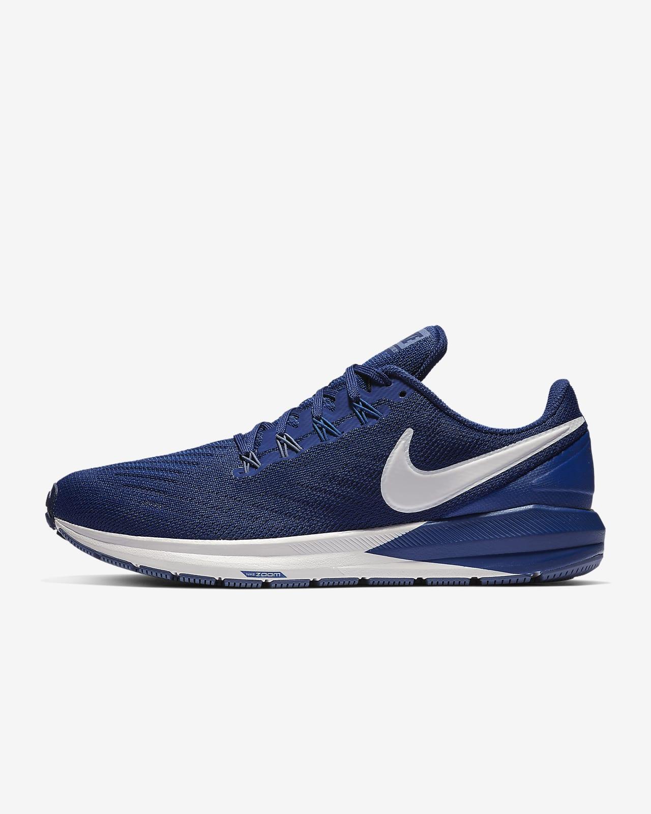 Estadísticas caja Inactivo  Nike Air Zoom Structure 22 Men's Running Shoe (Narrow). Nike CH