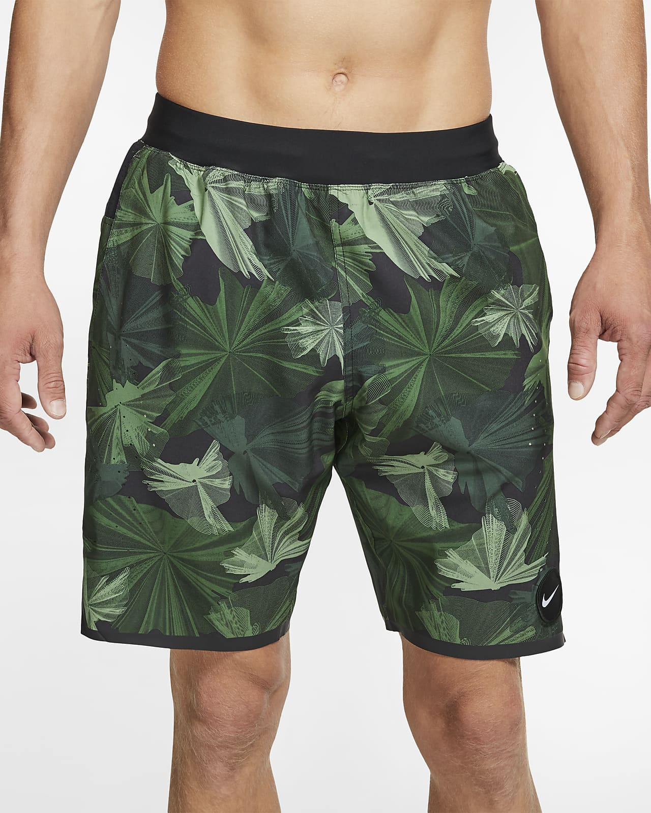 """Nike Global Camo Blade Men's 9"""" Volleyball Shorts"""